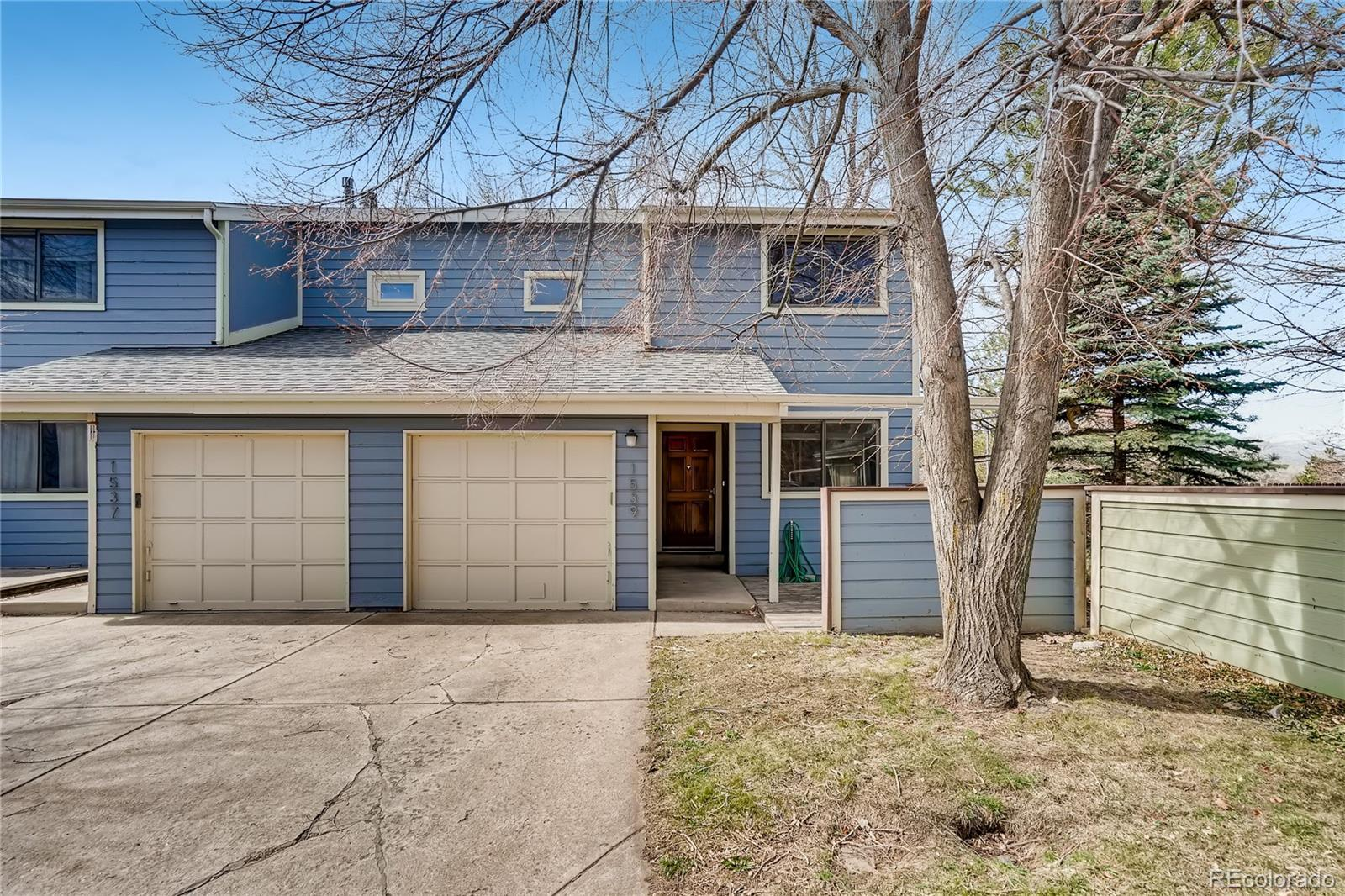 1539 Harrison Avenue, Boulder, CO 80303 - #: 7558237