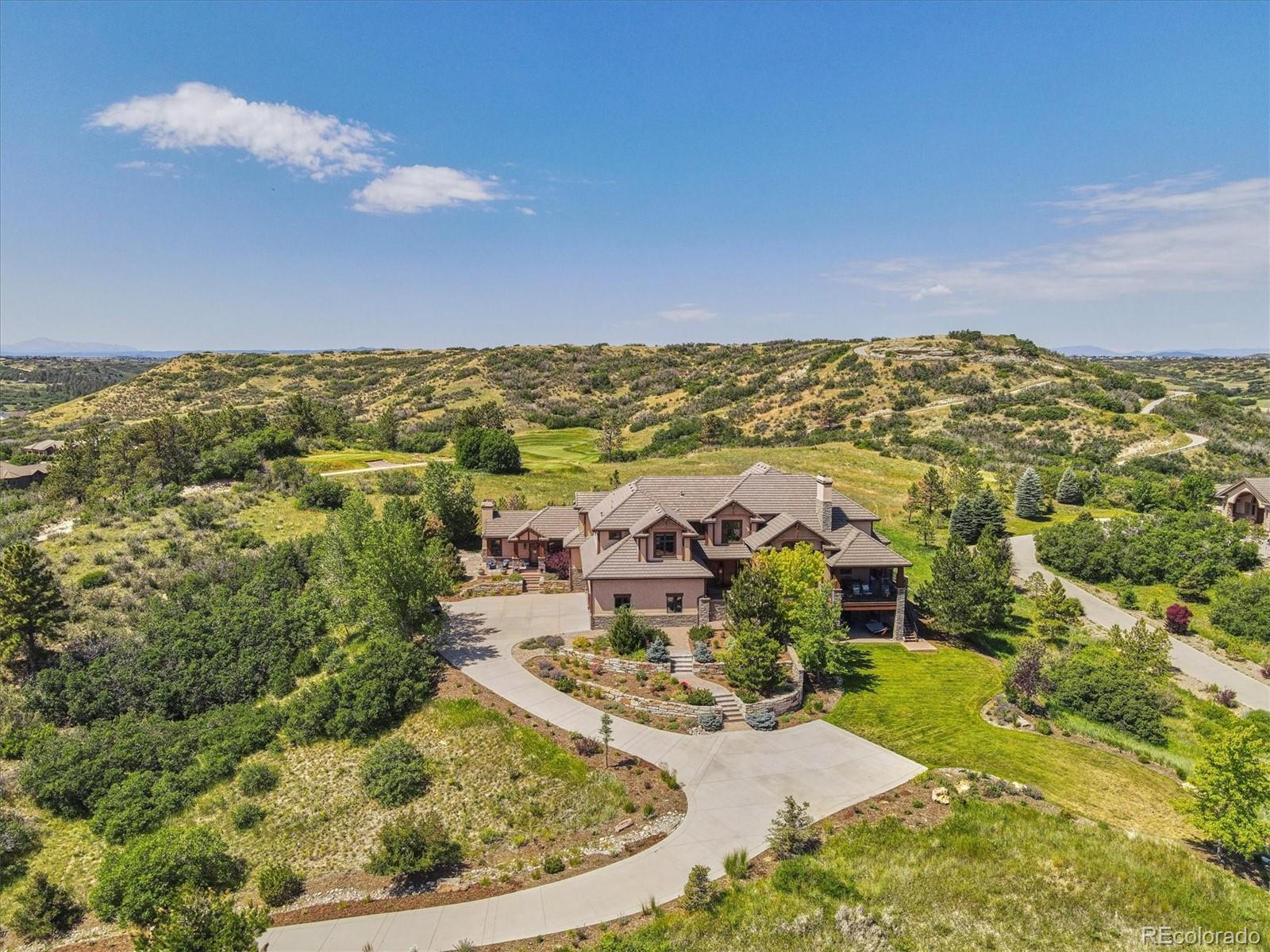 4931 Carefree Trail, Parker, CO 80134 - #: 3220238