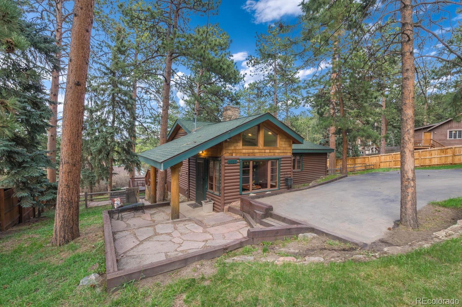 4782 S Cedar Road, Evergreen, CO 80439 - #: 4206239