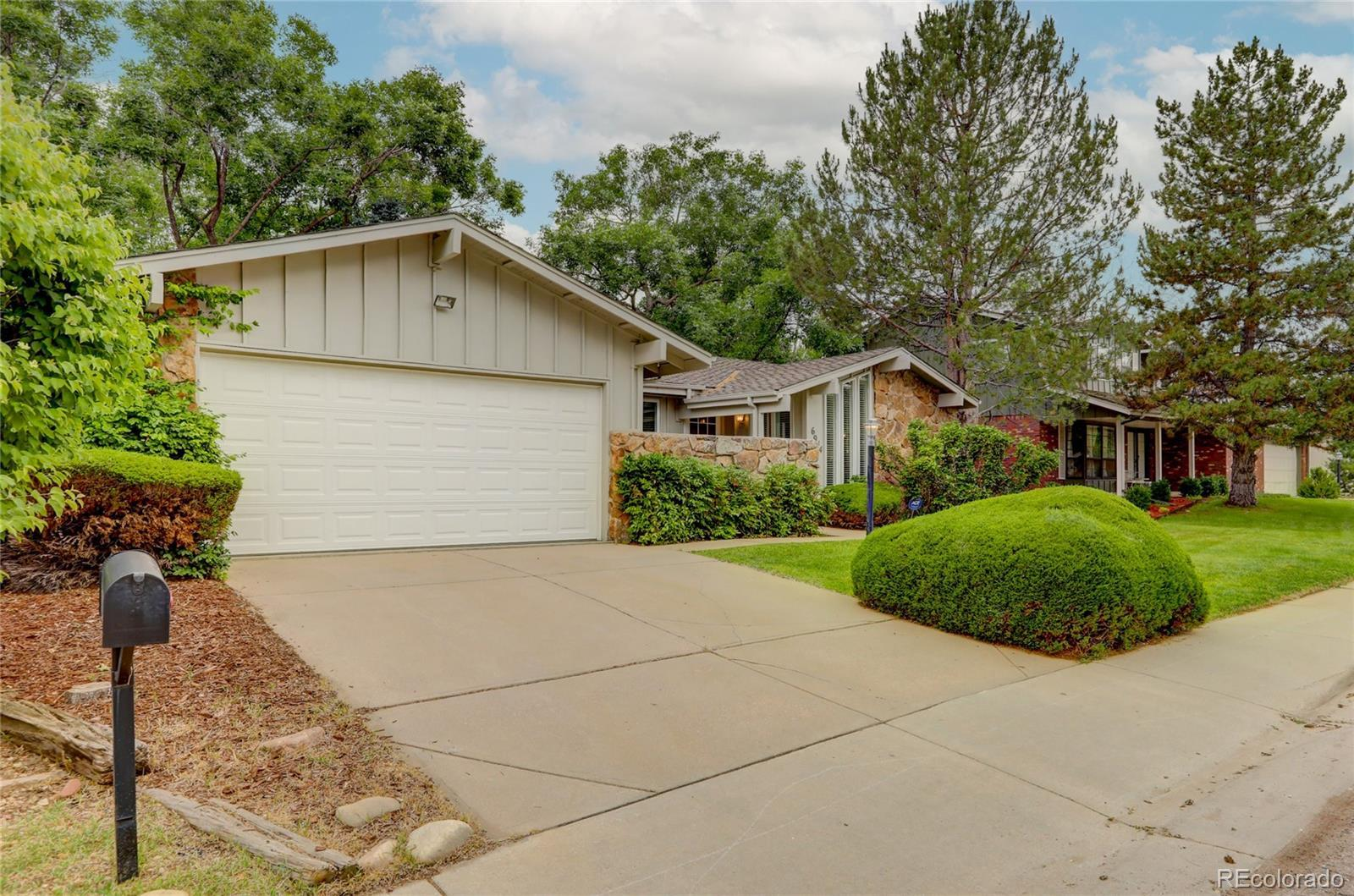 6944 E Heritage Place N, Centennial, CO 80111 - #: 4753240