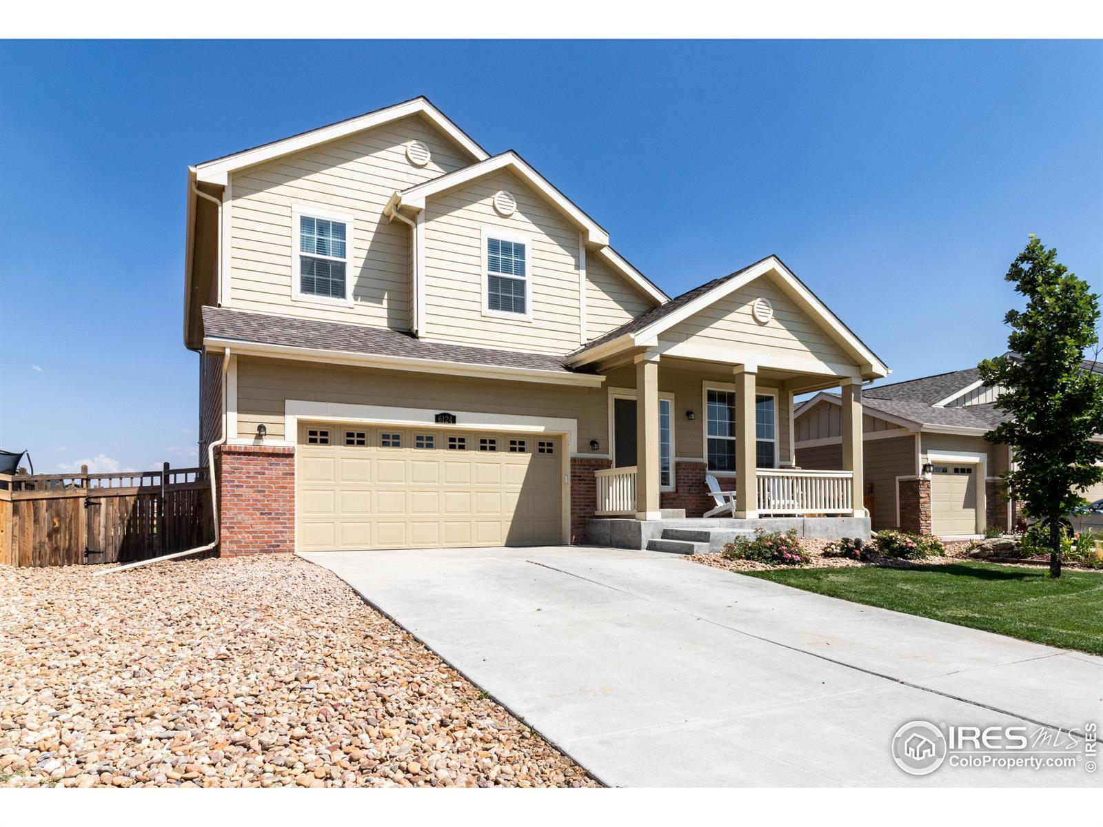 6124 Marble Mill Place, Frederick, CO 80516 - #: IR947241