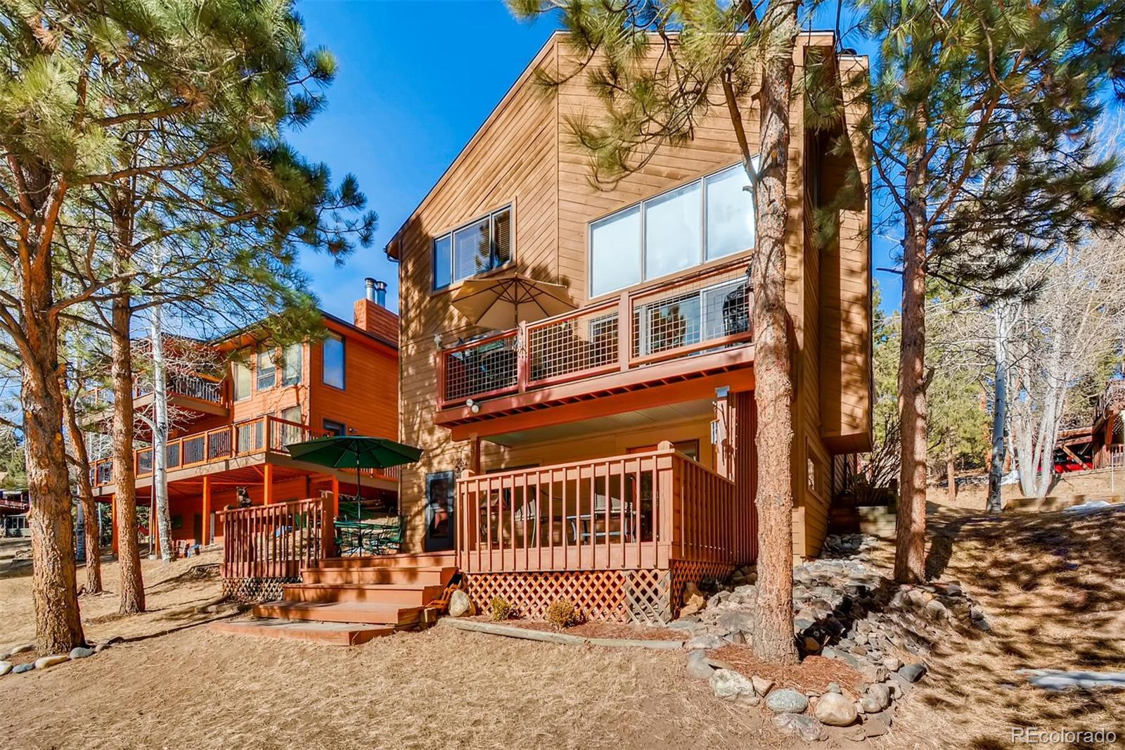 4122 Timbervale Drive, Evergreen, CO 80439 - #: 5191243