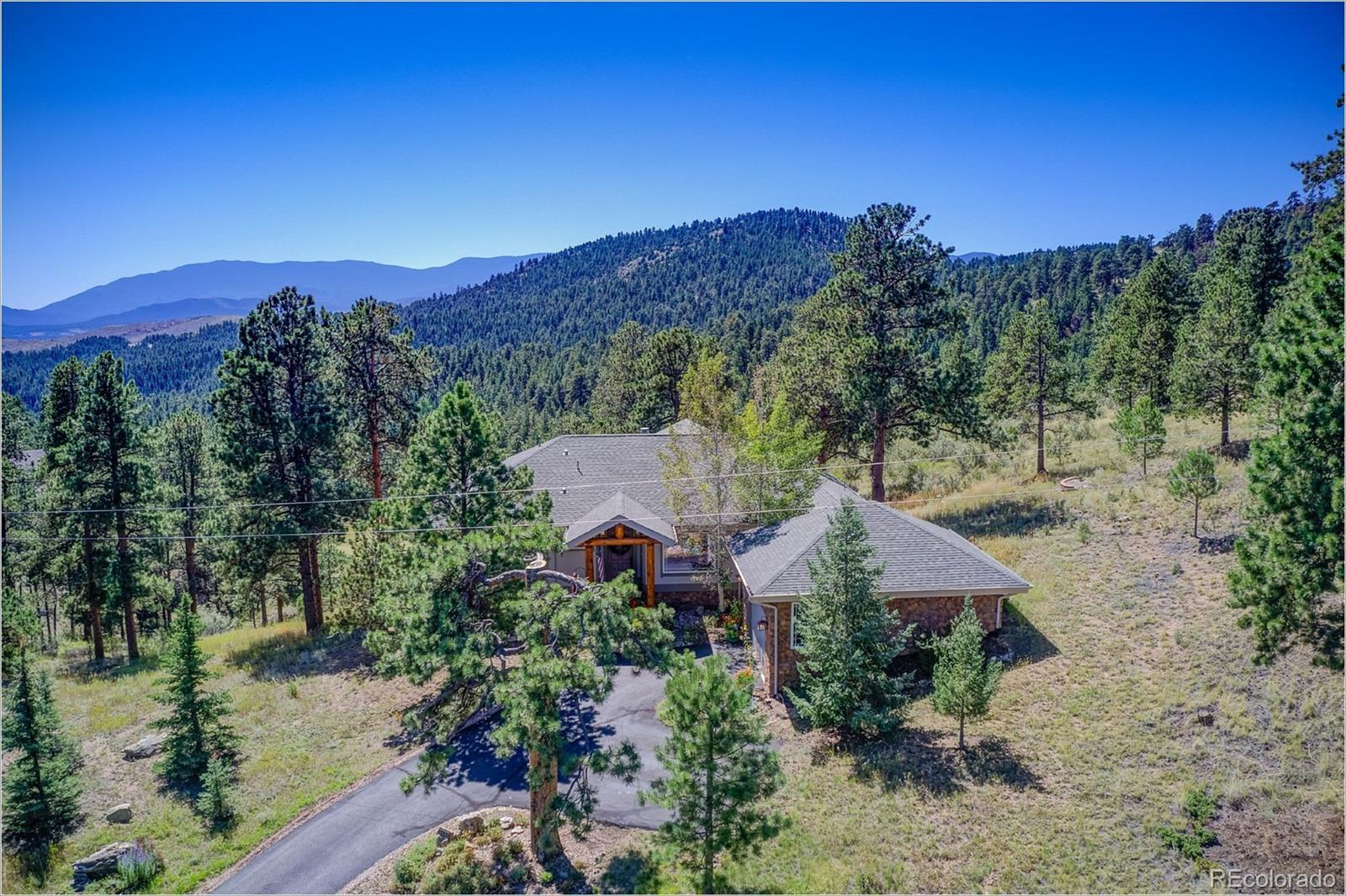 13831 Douglas Ranch Drive, Pine, CO 80470 - #: 7982246