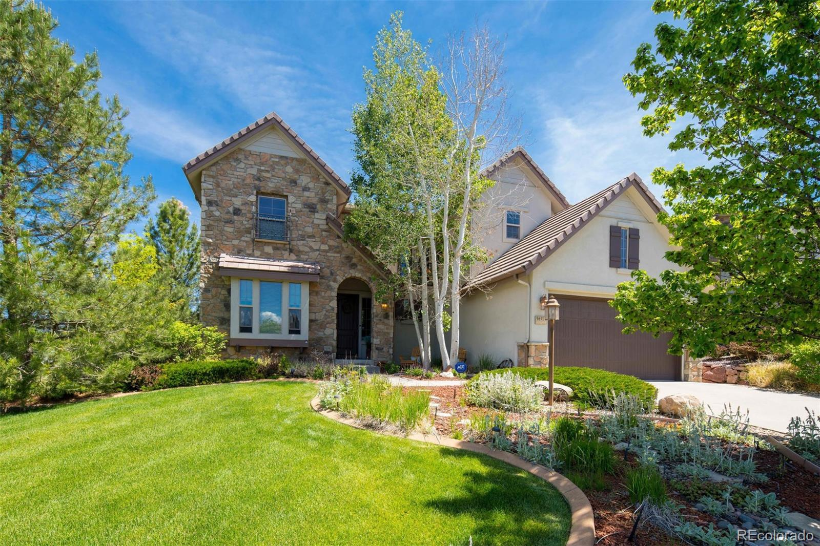 9691 Sunset Hill Place, Lone Tree, CO 80124 - #: 9183246