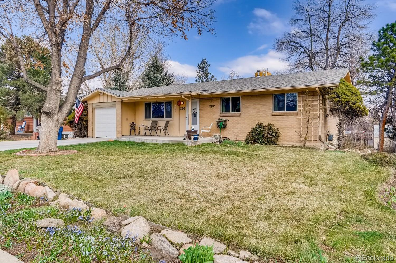 1190 Youngfield Street, Golden, CO 80401 - #: 8056248