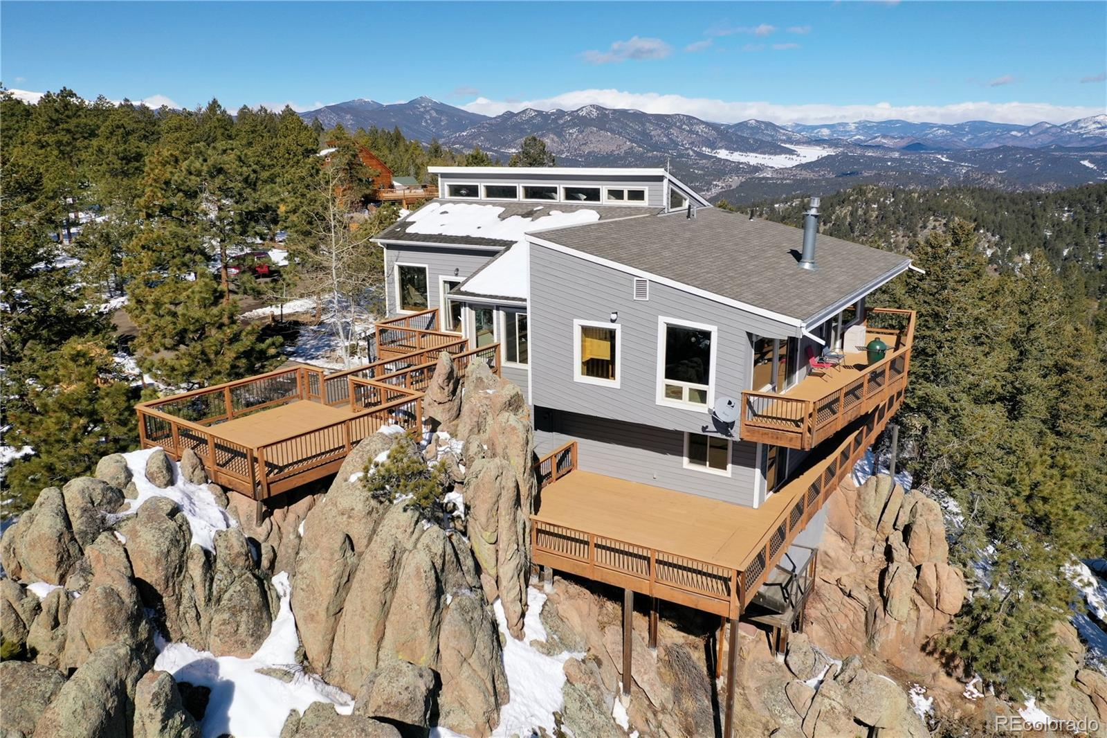 5852 S Langdon Drive, Evergreen, CO 80439 - #: 3791250
