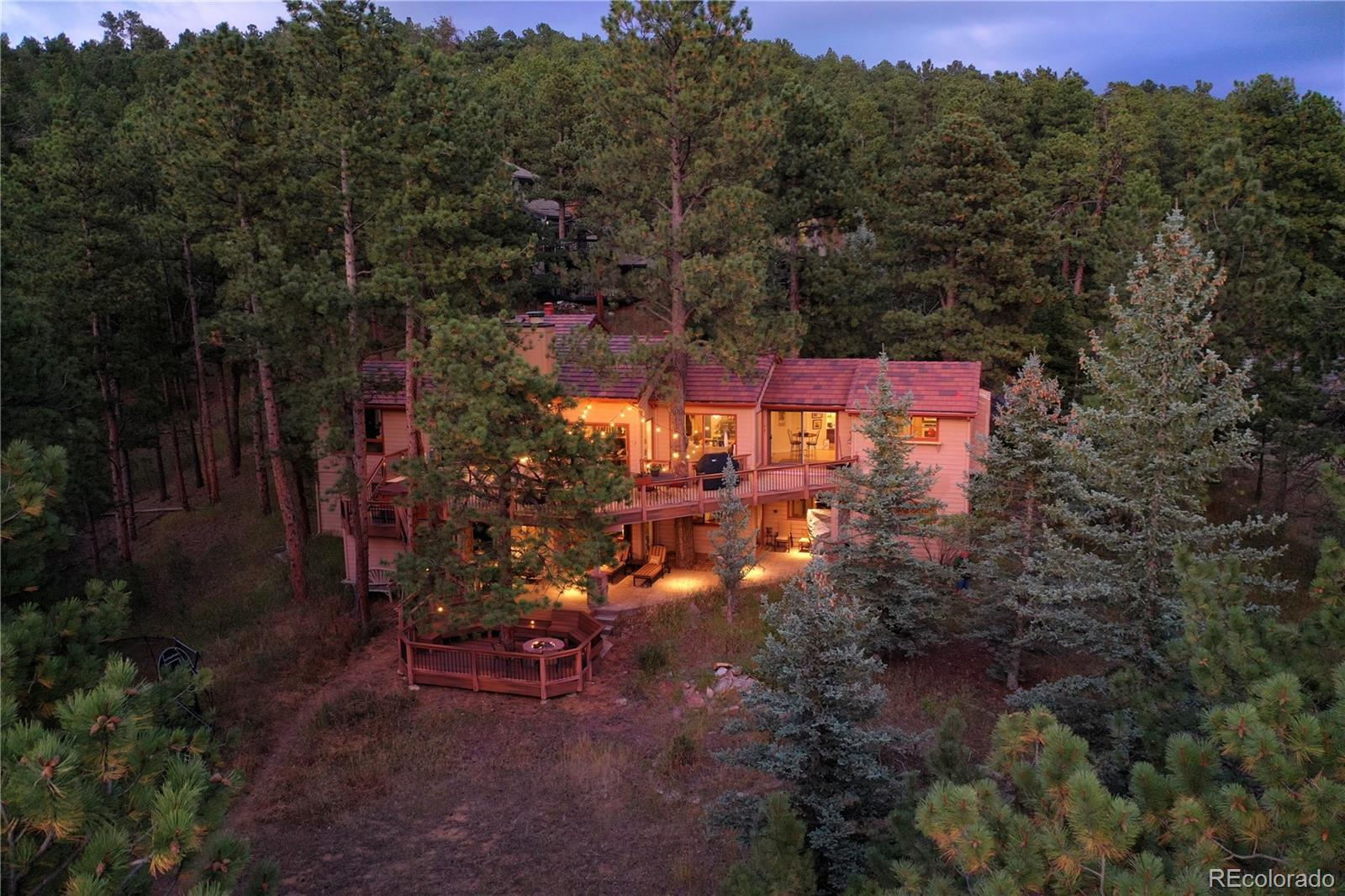25180 Montane Drive W, Golden, CO 80401 - #: 7637252