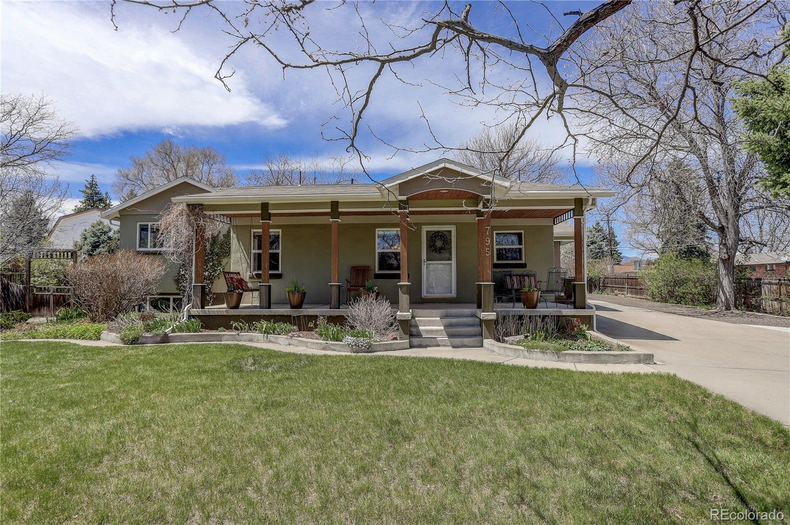 795  Holland Street, Lakewood, CO 80215 - #: 2358254