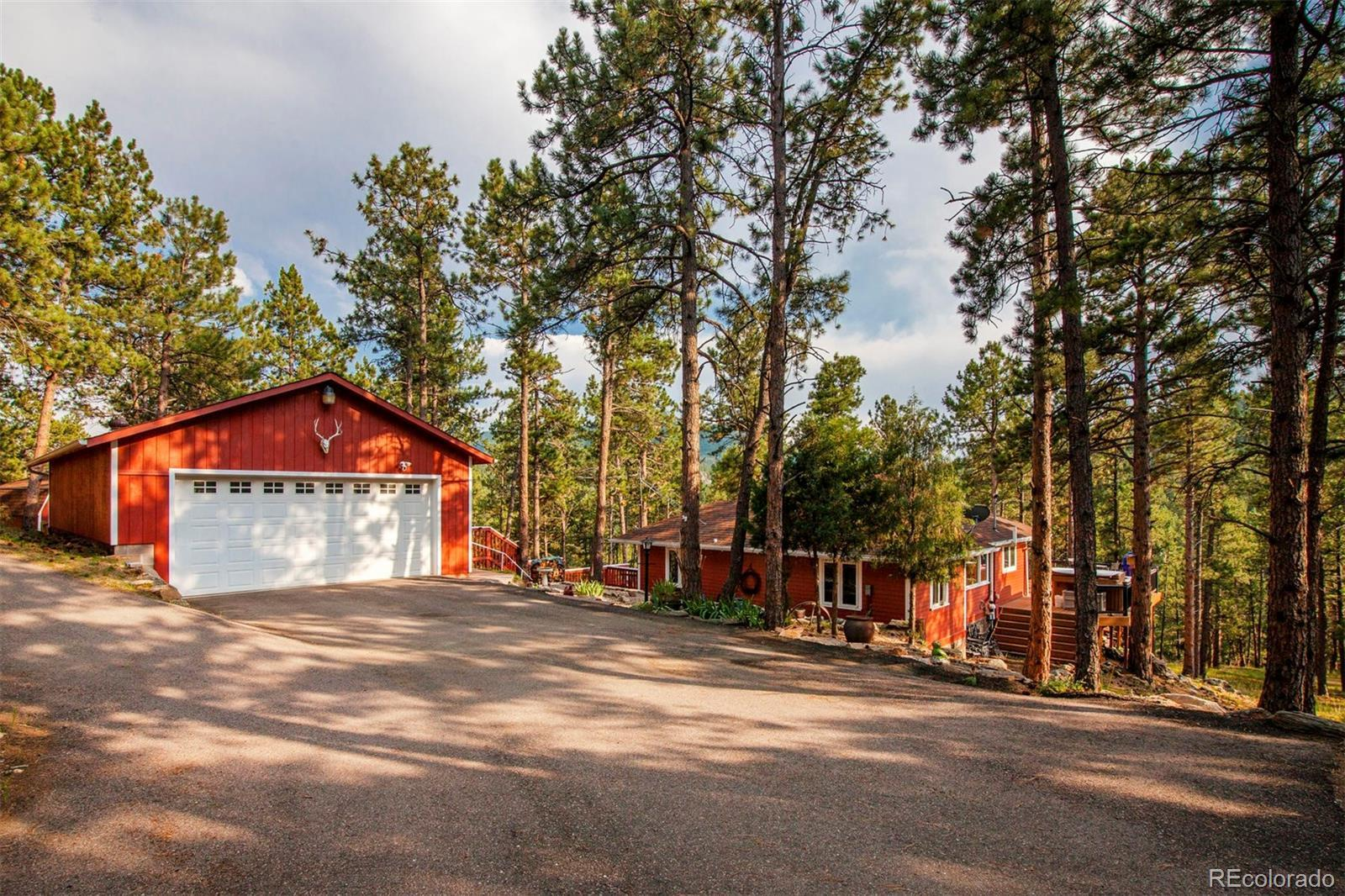 3255 Pinon Drive, Evergreen, CO 80439 - #: 9258254