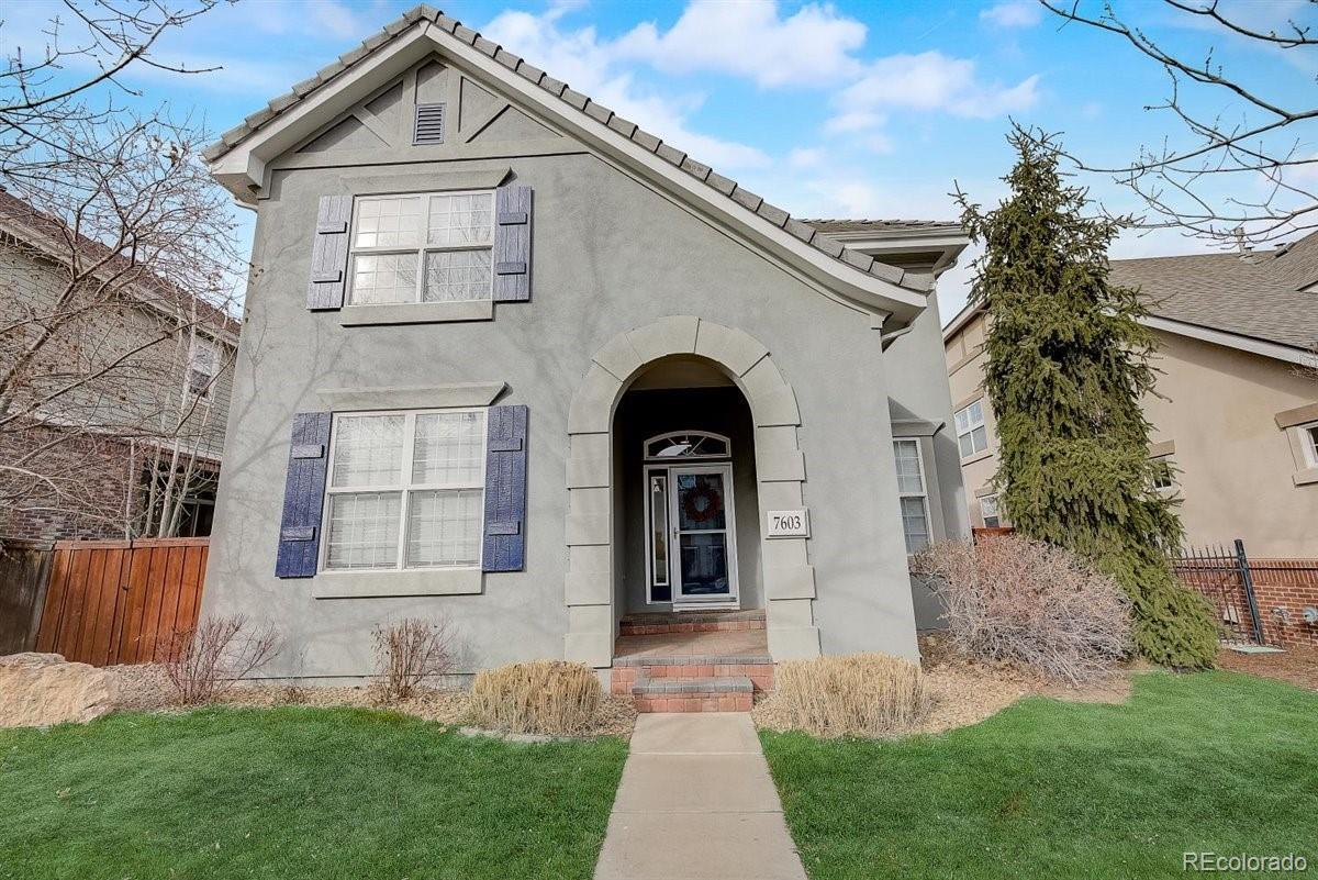 7603 E 8th Place, Denver, CO 80230 - #: 2390255