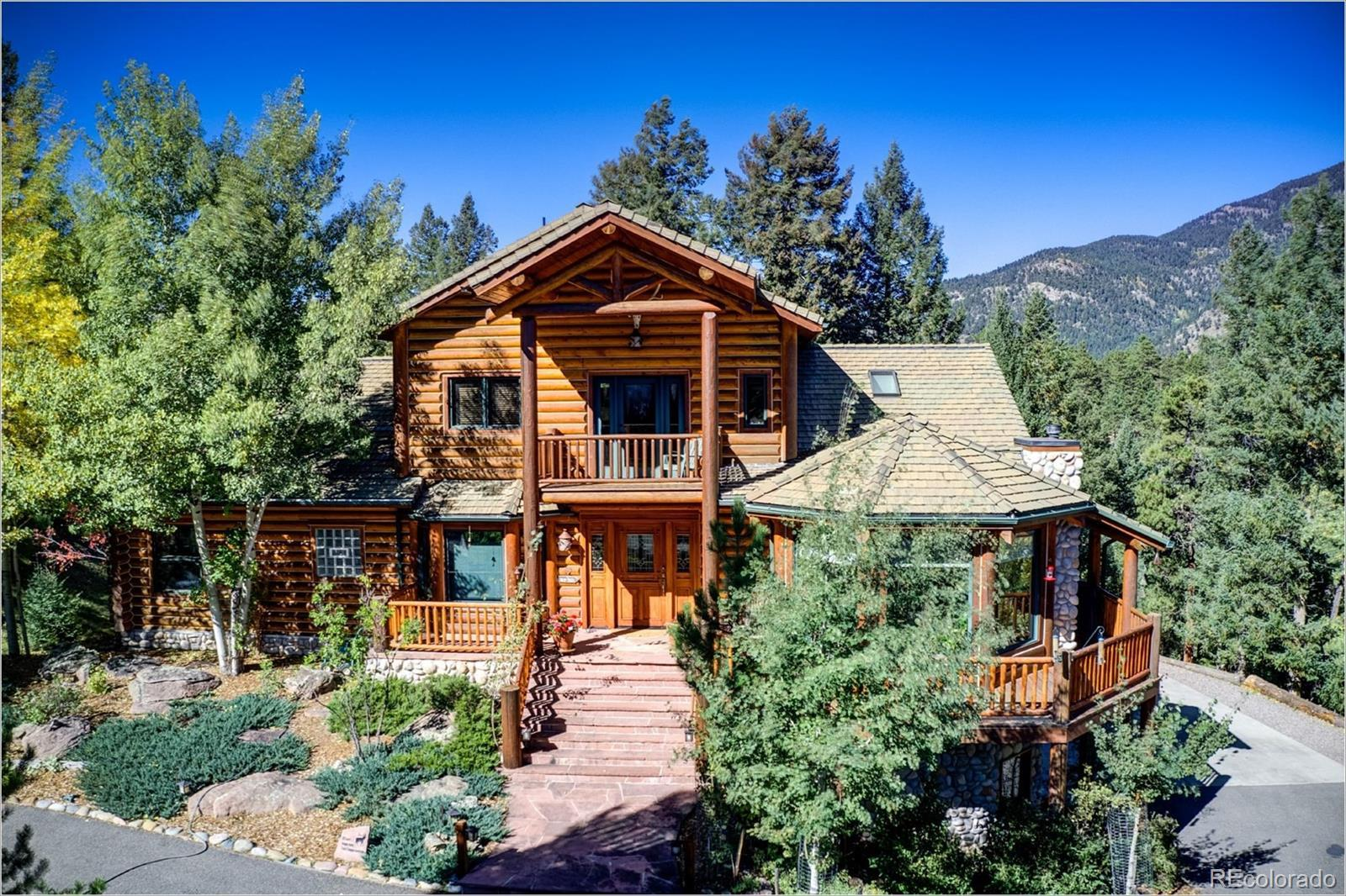 649 Golden Willow Road, Evergreen, CO 80439 - #: 4850257