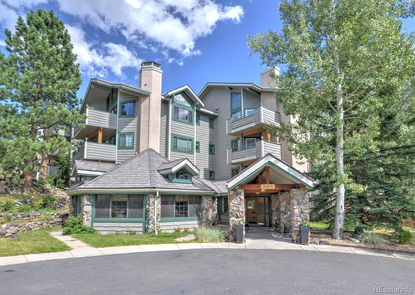31819 Rocky Village Drive #317, Evergreen, CO 80439 - #: 2758263