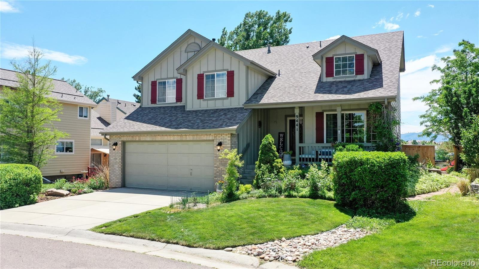 9441 Bexley Drive, Highlands Ranch, CO 80126 - #: 6863264