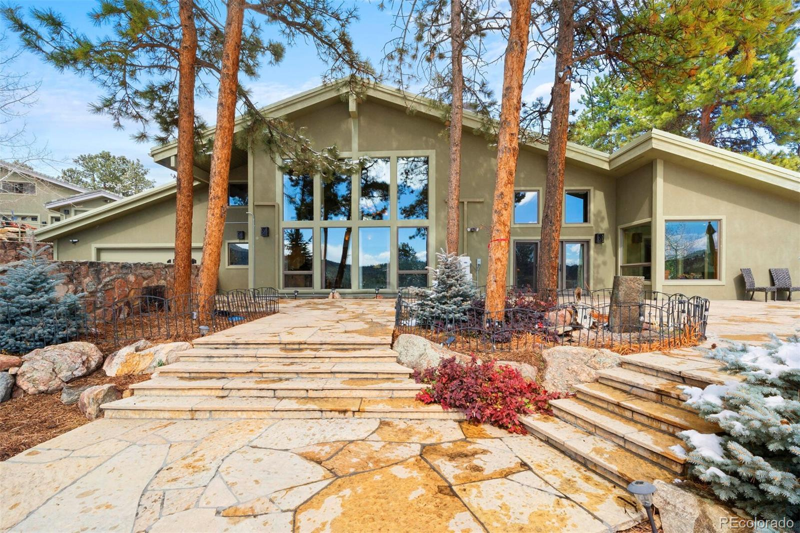 33077 Alta Vista Drive, Evergreen, CO 80439 - #: 9897264
