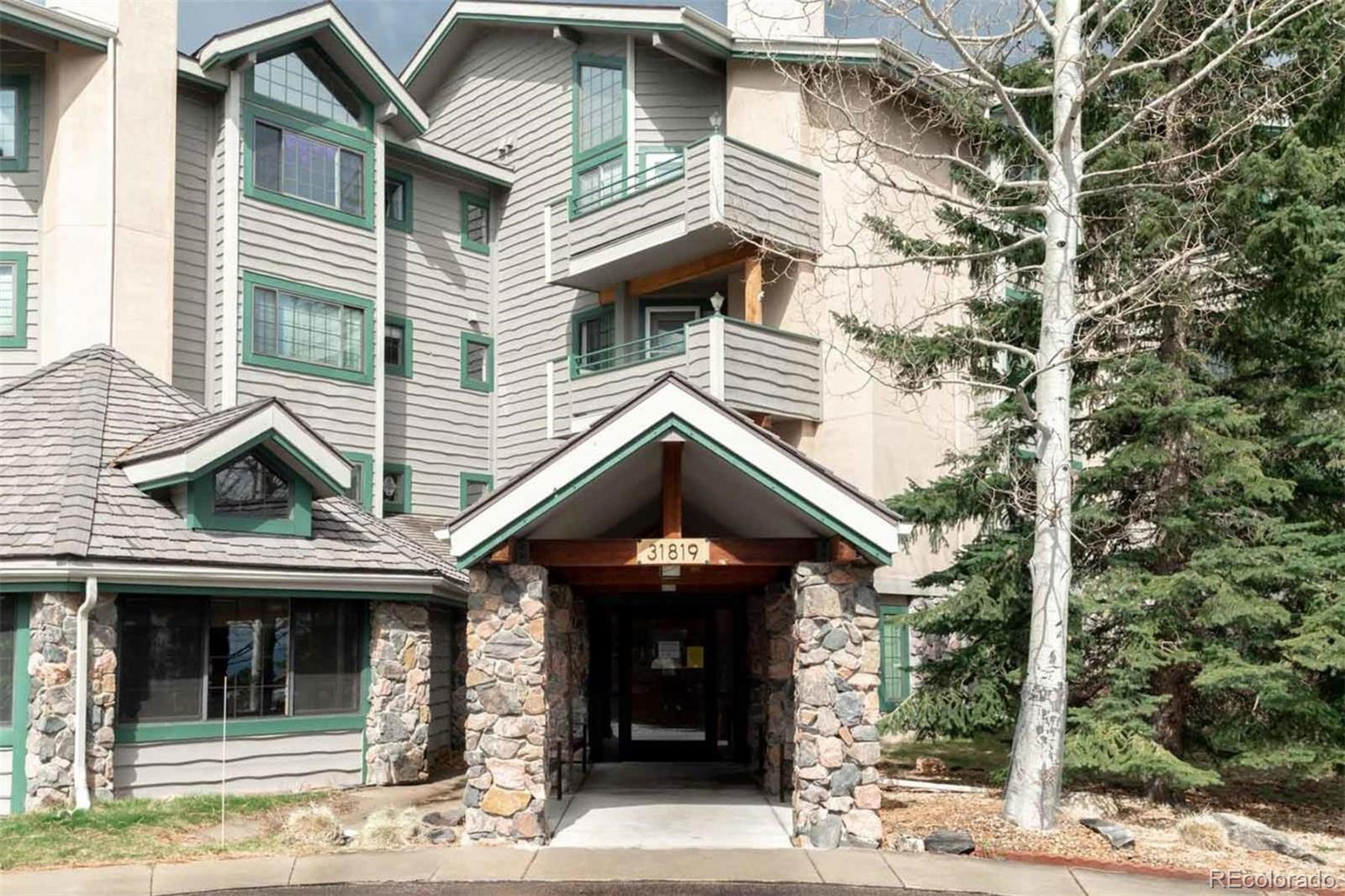31819 Rocky Village Drive #209, Evergreen, CO 80439 - #: 2616278