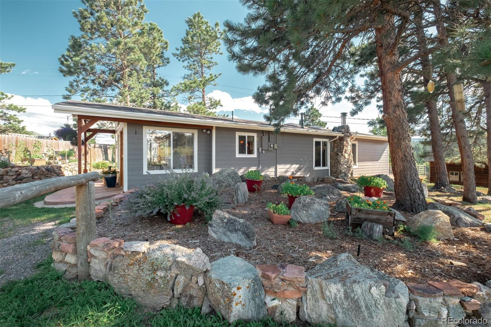 30754 Pine Cone Lane, Evergreen, CO 80439 - #: 9546280