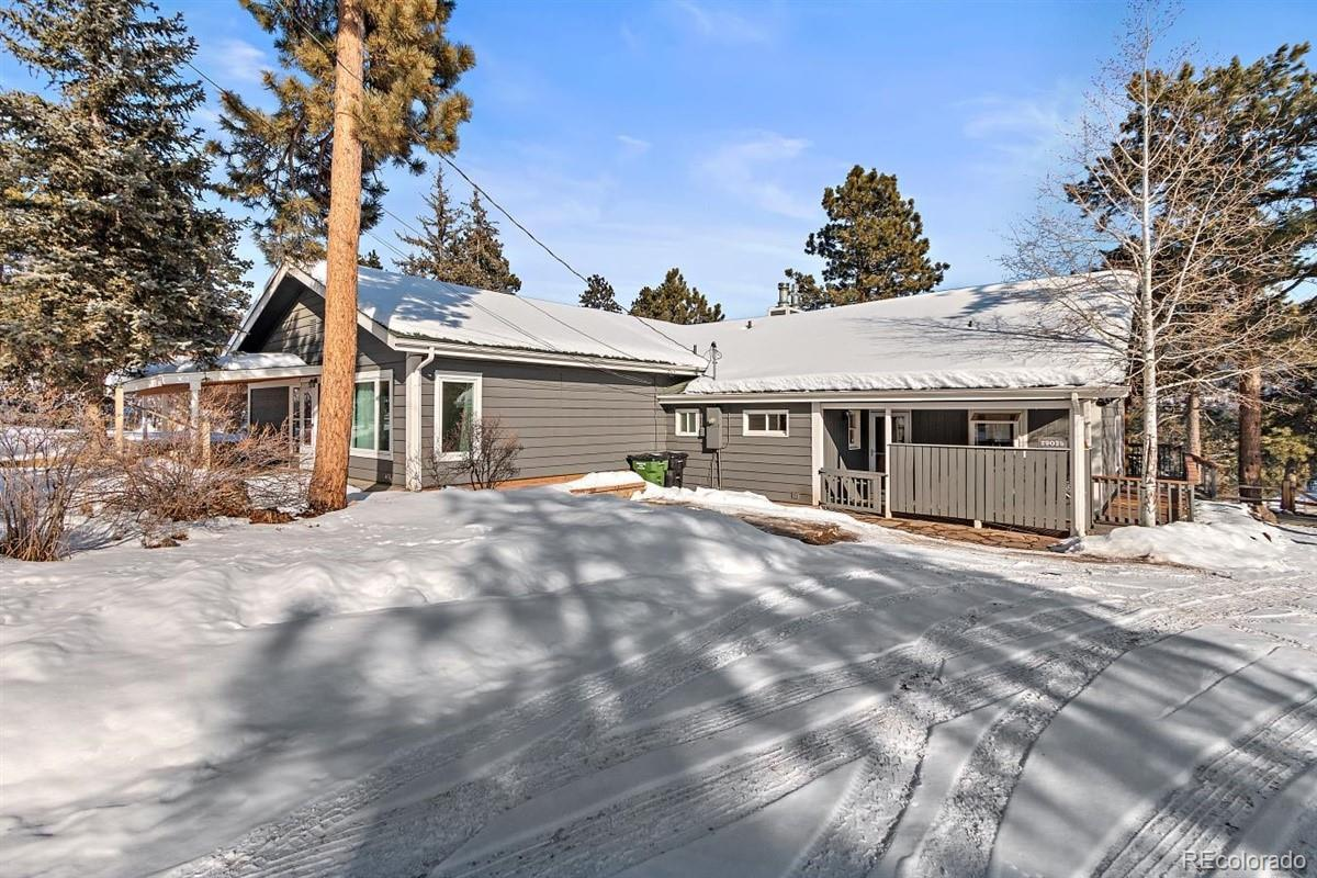 29035 Douglas Park Road, Evergreen, CO 80439 - #: 9561280