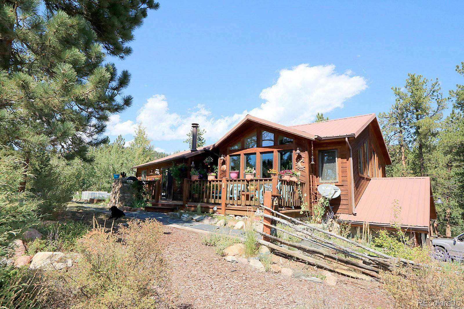 31264 Evans View Lane, Pine, CO 80470 - #: 2222282