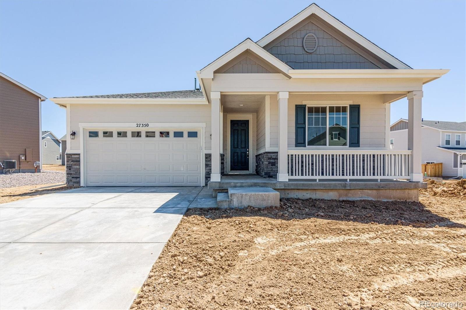 27350 E 10th Drive, Aurora, CO 80018 - #: 6027283