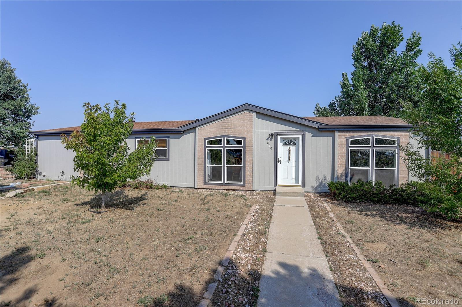 600 Willow Drive, Lochbuie, CO 80603 - #: 4030291