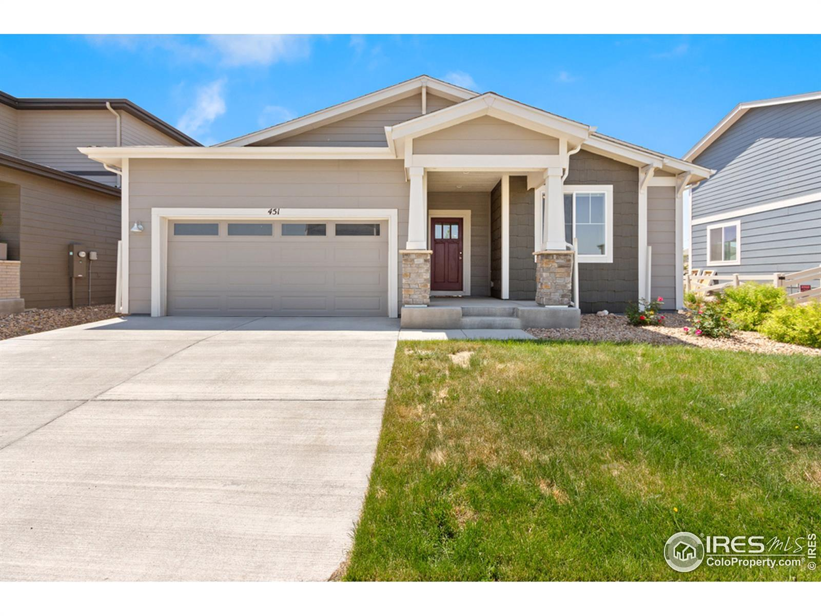 451 Stout Street, Fort Collins, CO 80524 - #: IR943293