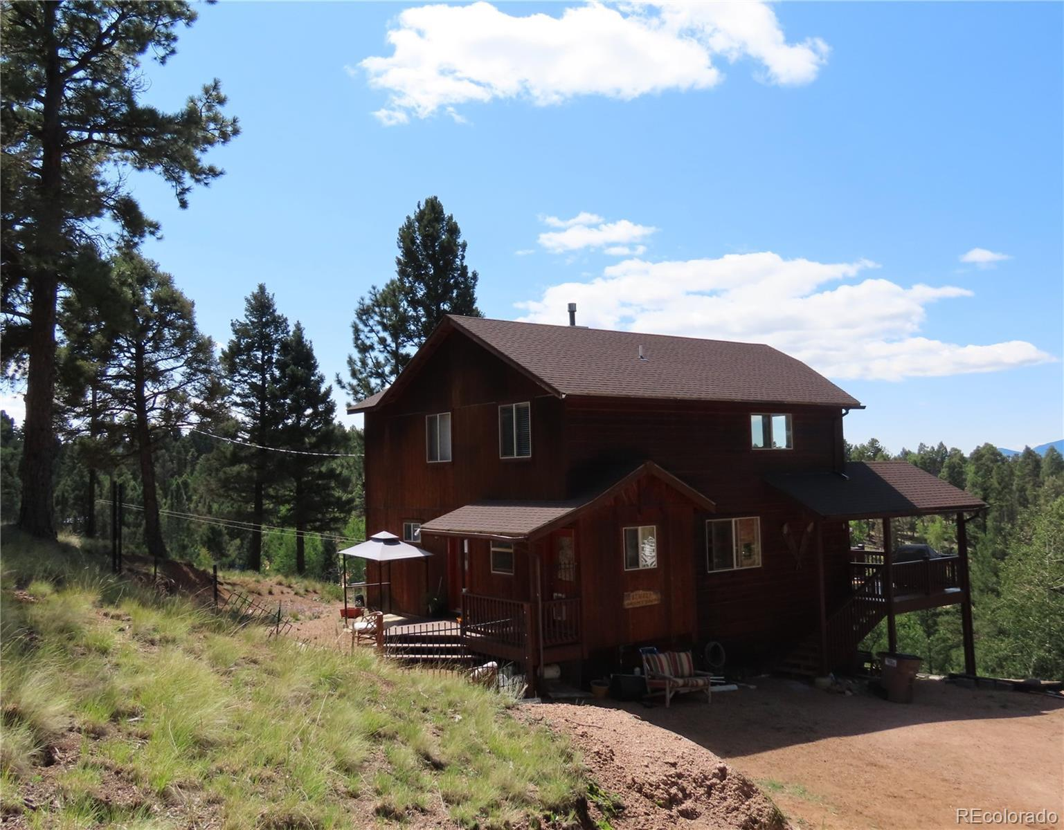 1051 Spring Valley Lane, Florissant, CO 80816 - #: 8149295