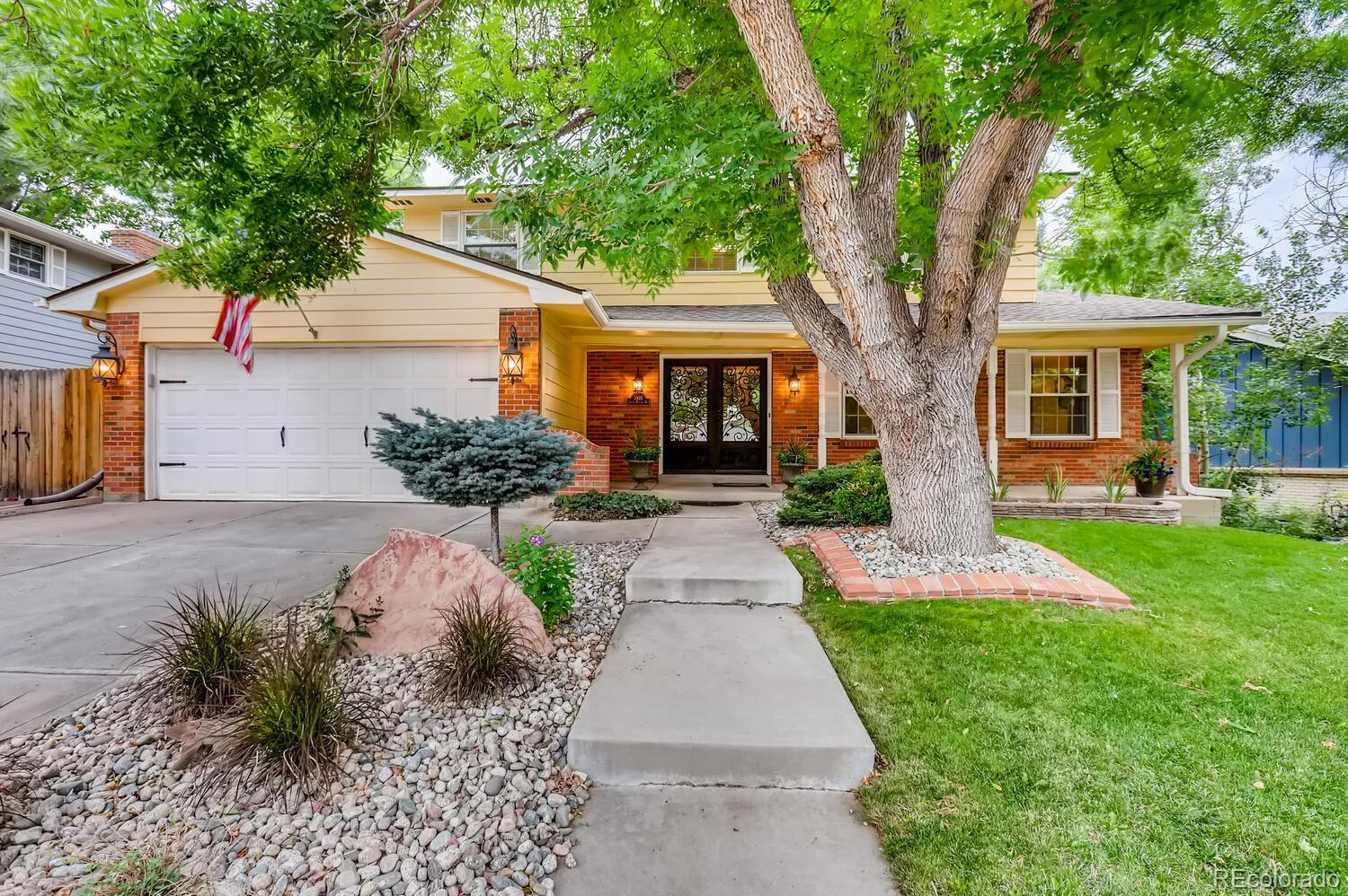 3935 S Willow Way, Denver, CO 80237 - #: 1725299