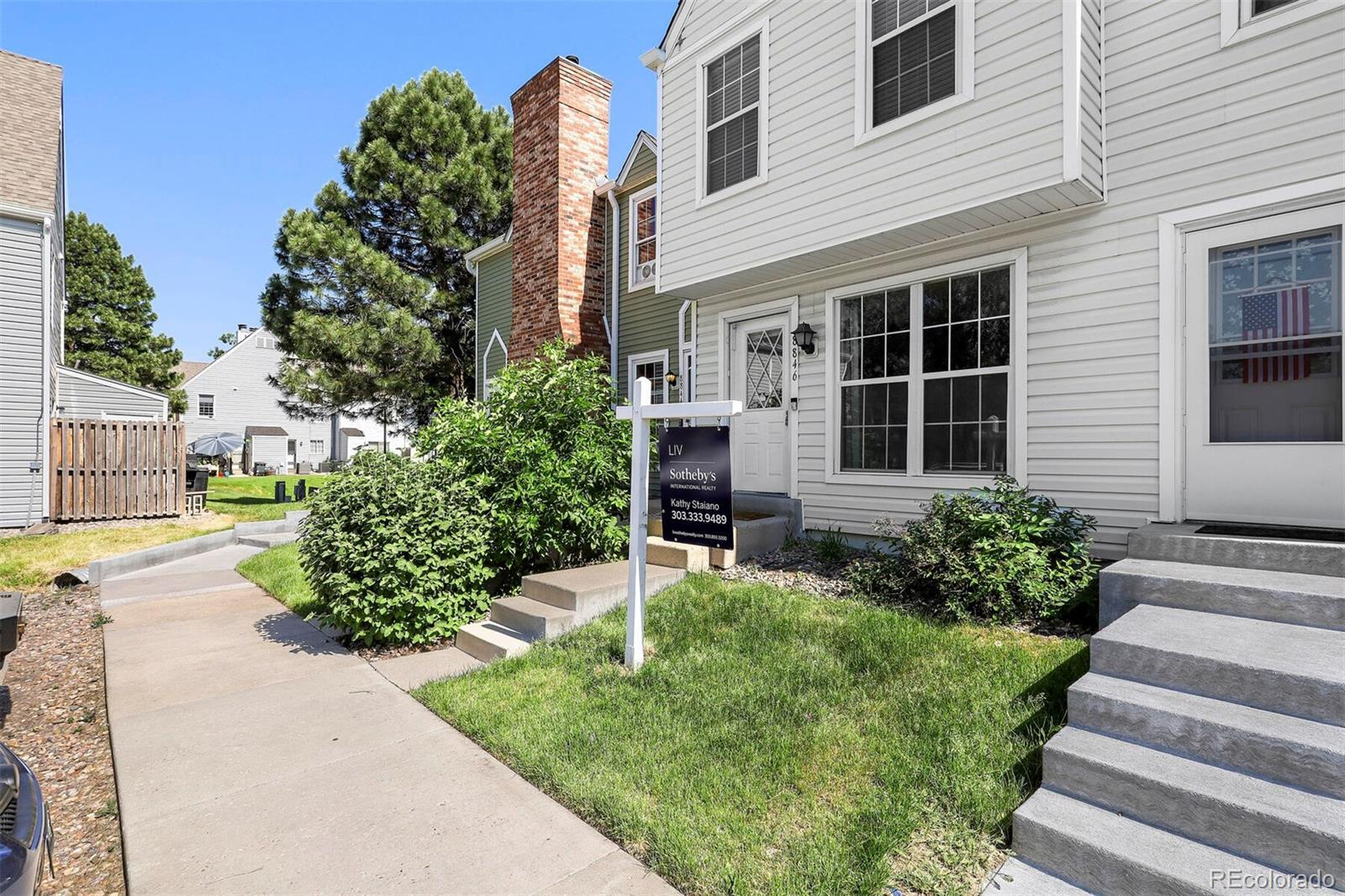 8846 W Dartmouth Place, Lakewood, CO 80227 - #: 2193299
