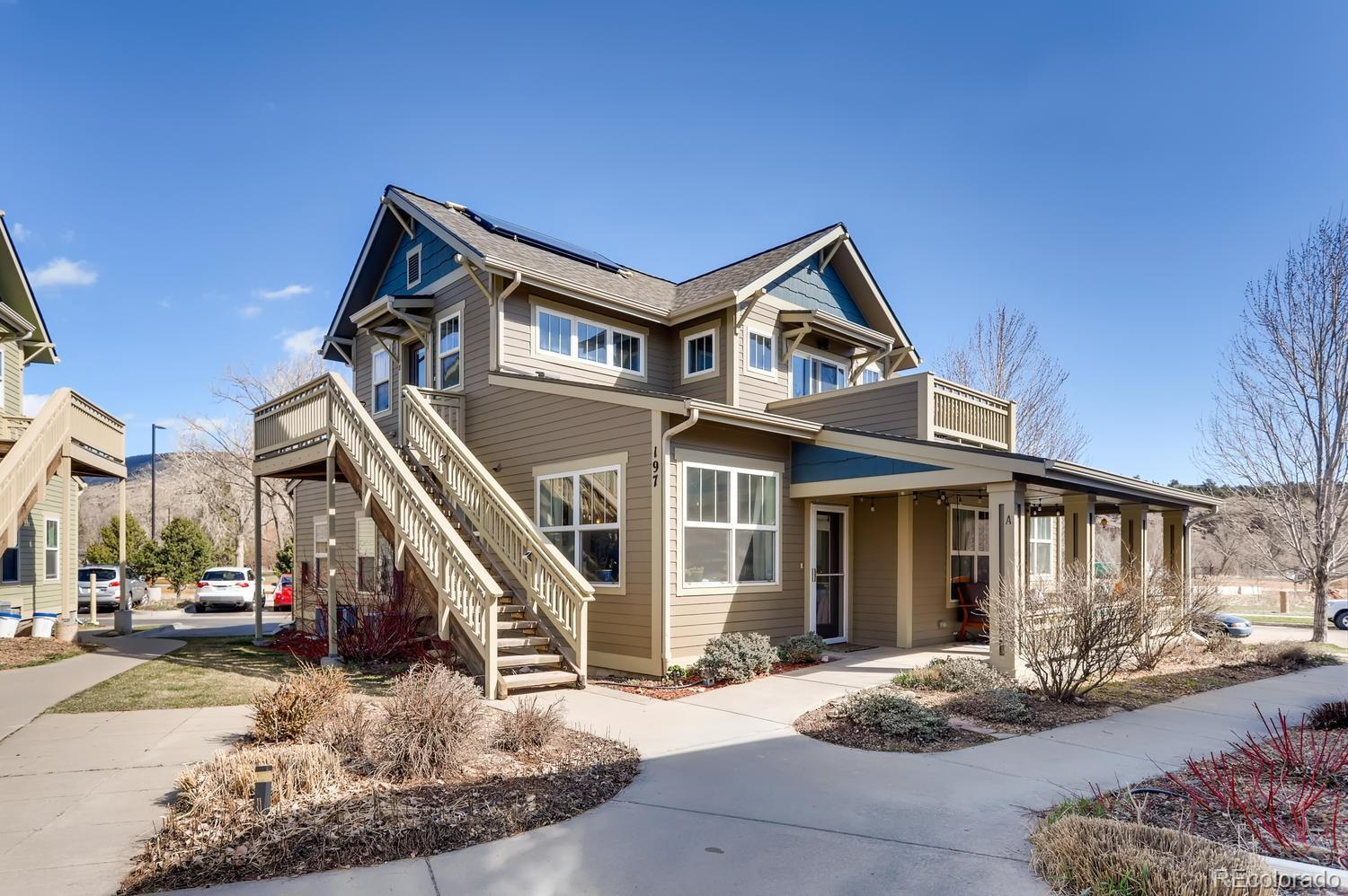 197 2nd Avenue #7A, Lyons, CO 80540 - #: 7284300