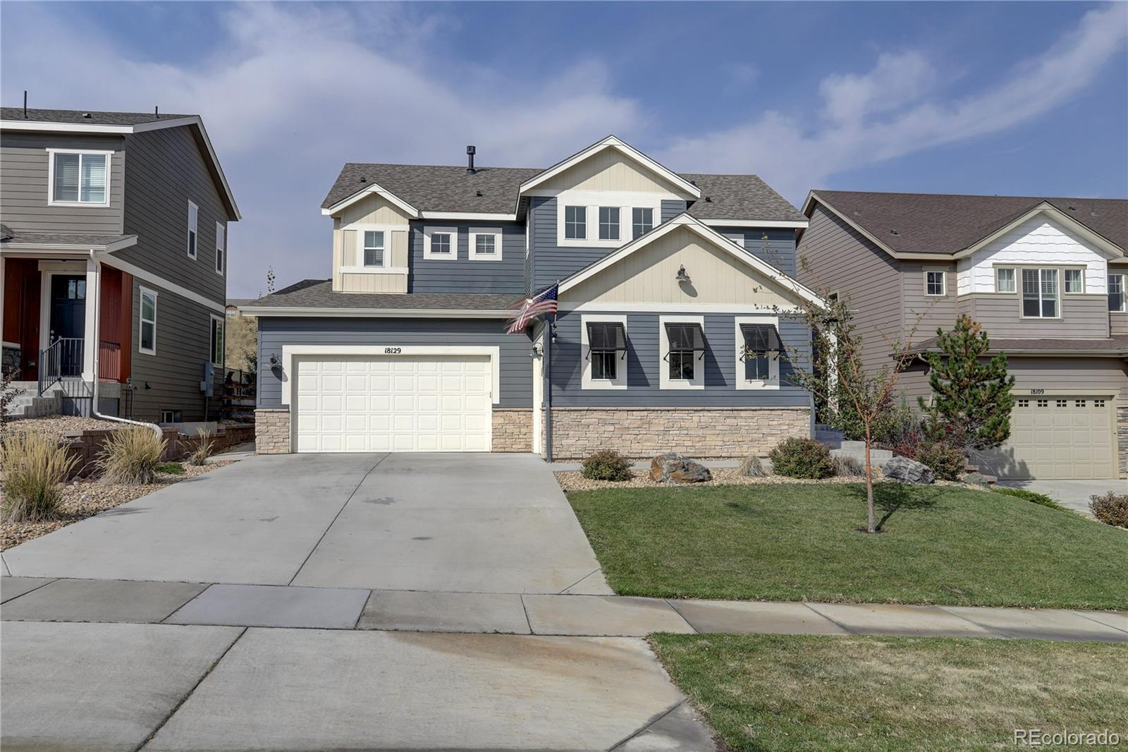 18129 W 84th Place, Arvada, CO 80007 - #: 1737302