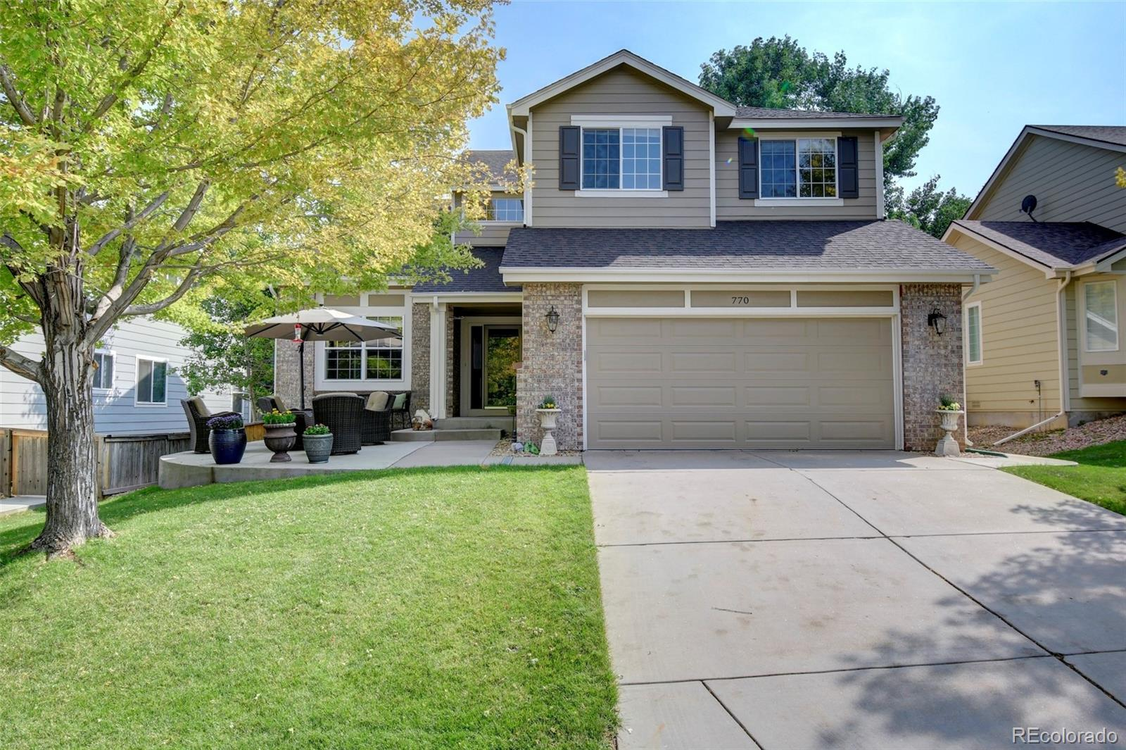 770 English Sparrow Trail, Highlands Ranch, CO 80129 - #: 3097302