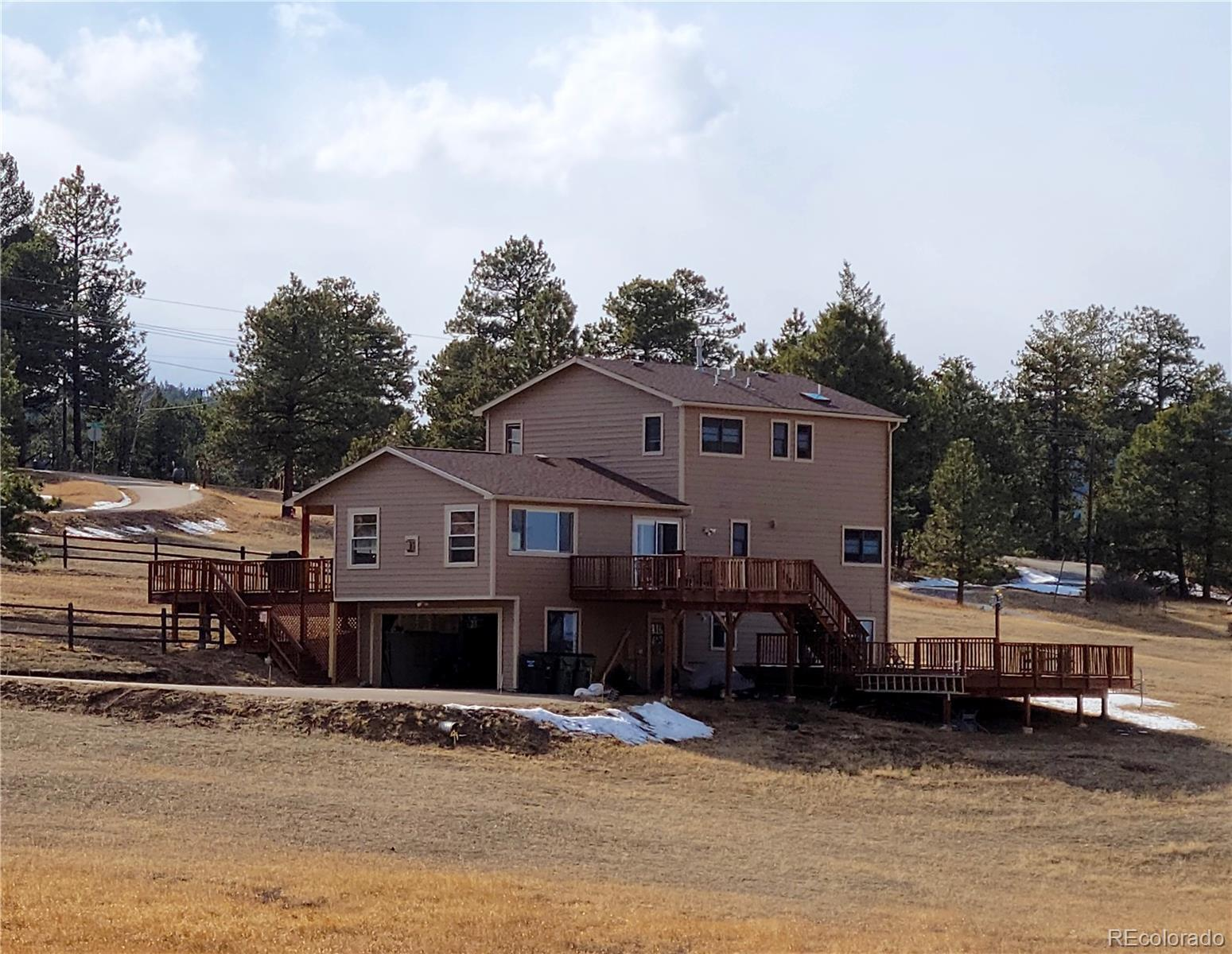 6210 Highway 73, Evergreen, CO 80439 - #: 3741304