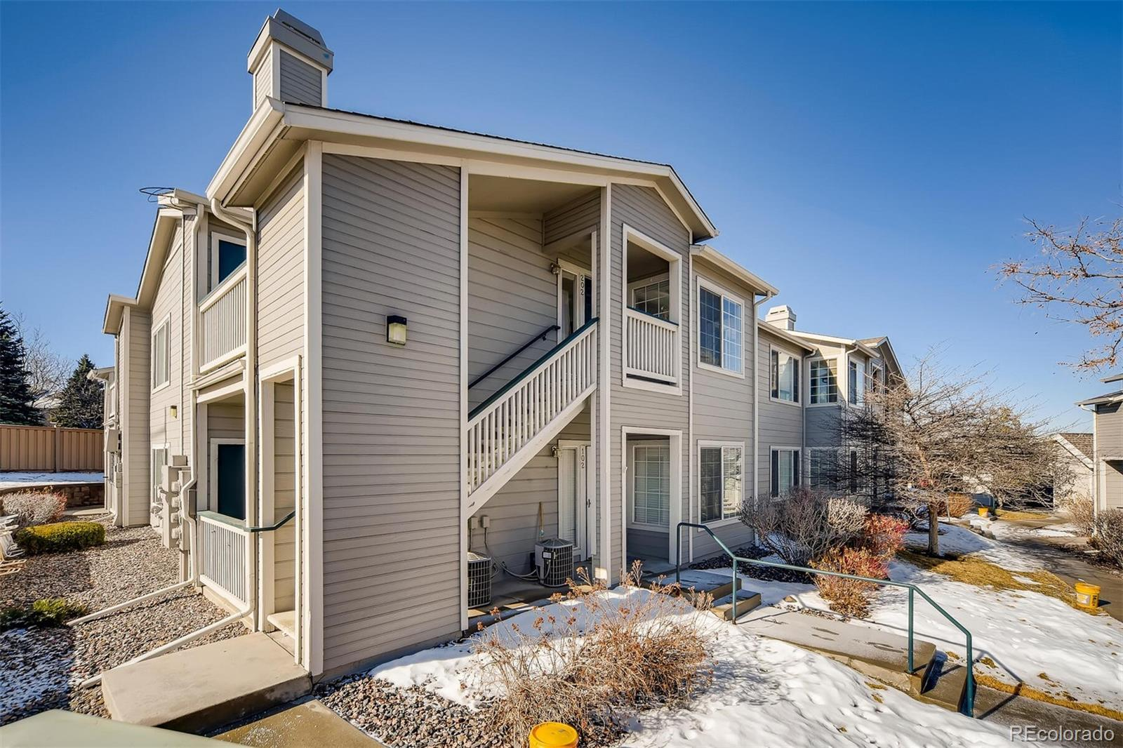 3975 Canyon Ranch Road #202, Highlands Ranch, CO 80126 - #: 2907305