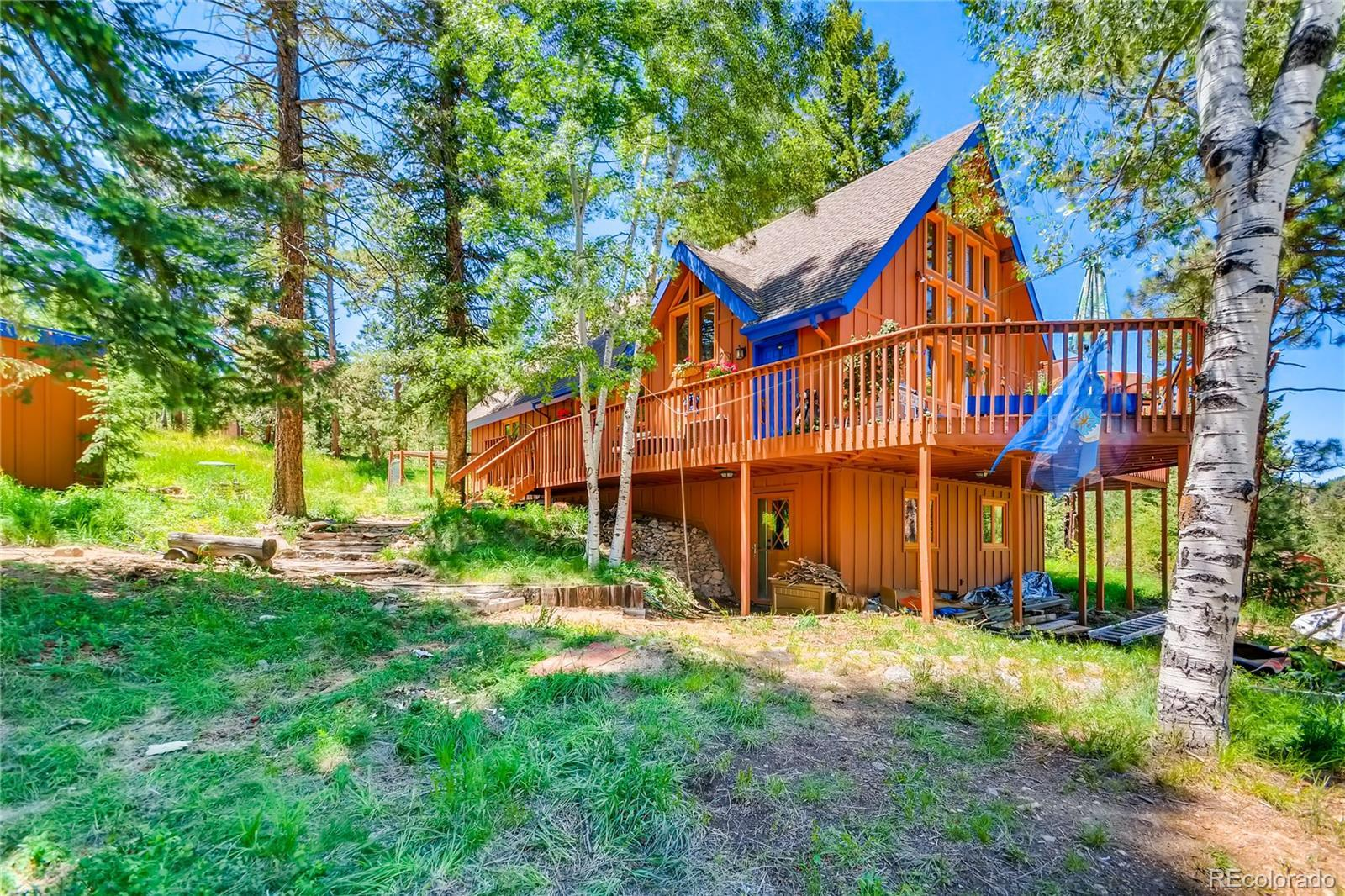 6543 Iroquois Trail, Evergreen, CO 80439 - #: 6260307