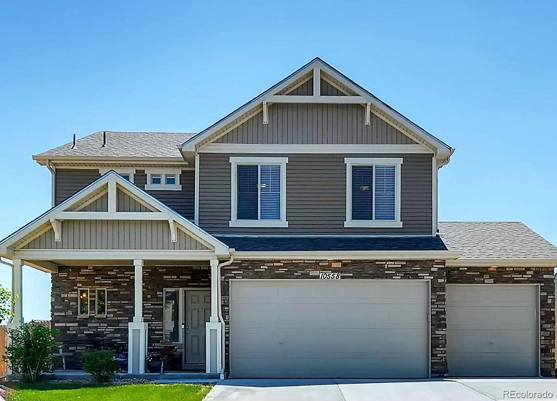10558 Worchester Street, Commerce City, CO 80022 - #: 6826308