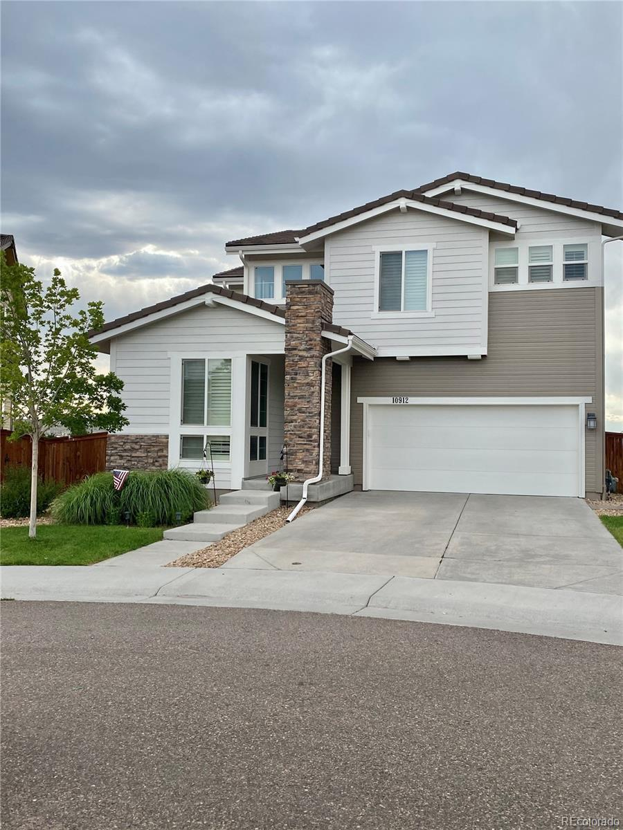 10912 Touchstone Loop, Parker, CO 80134 - #: 7434310