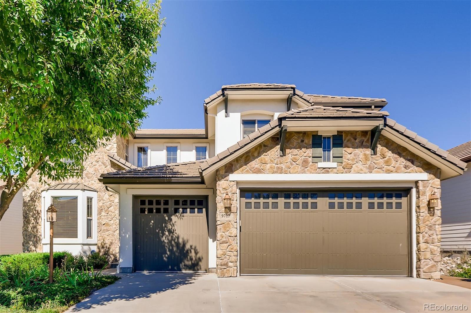 9717 Sunset Hill Drive, Lone Tree, CO 80124 - #: 1639313