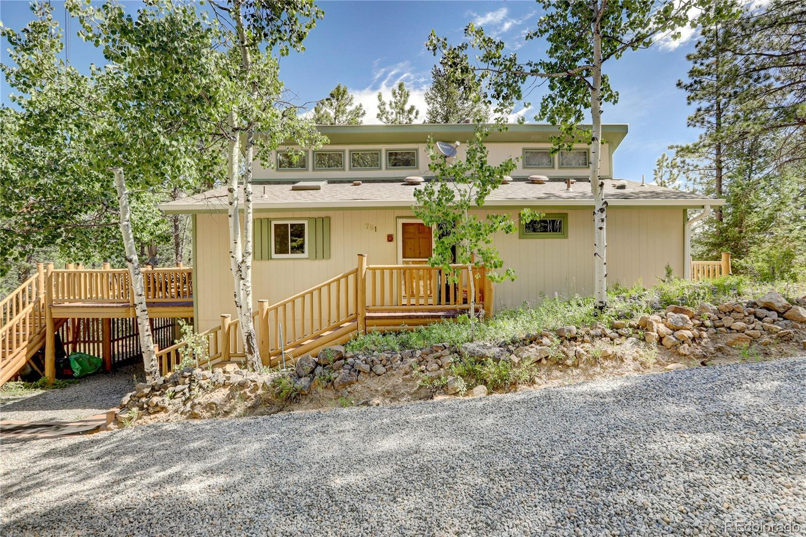 751 Hickory Drive, Lyons, CO 80540 - #: 2313313