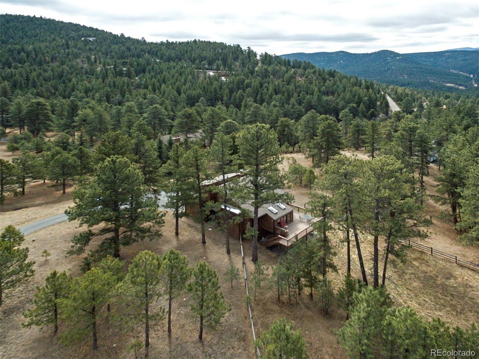 232 Stagecoach Boulevard, Evergreen, CO 80439 - #: 3613317