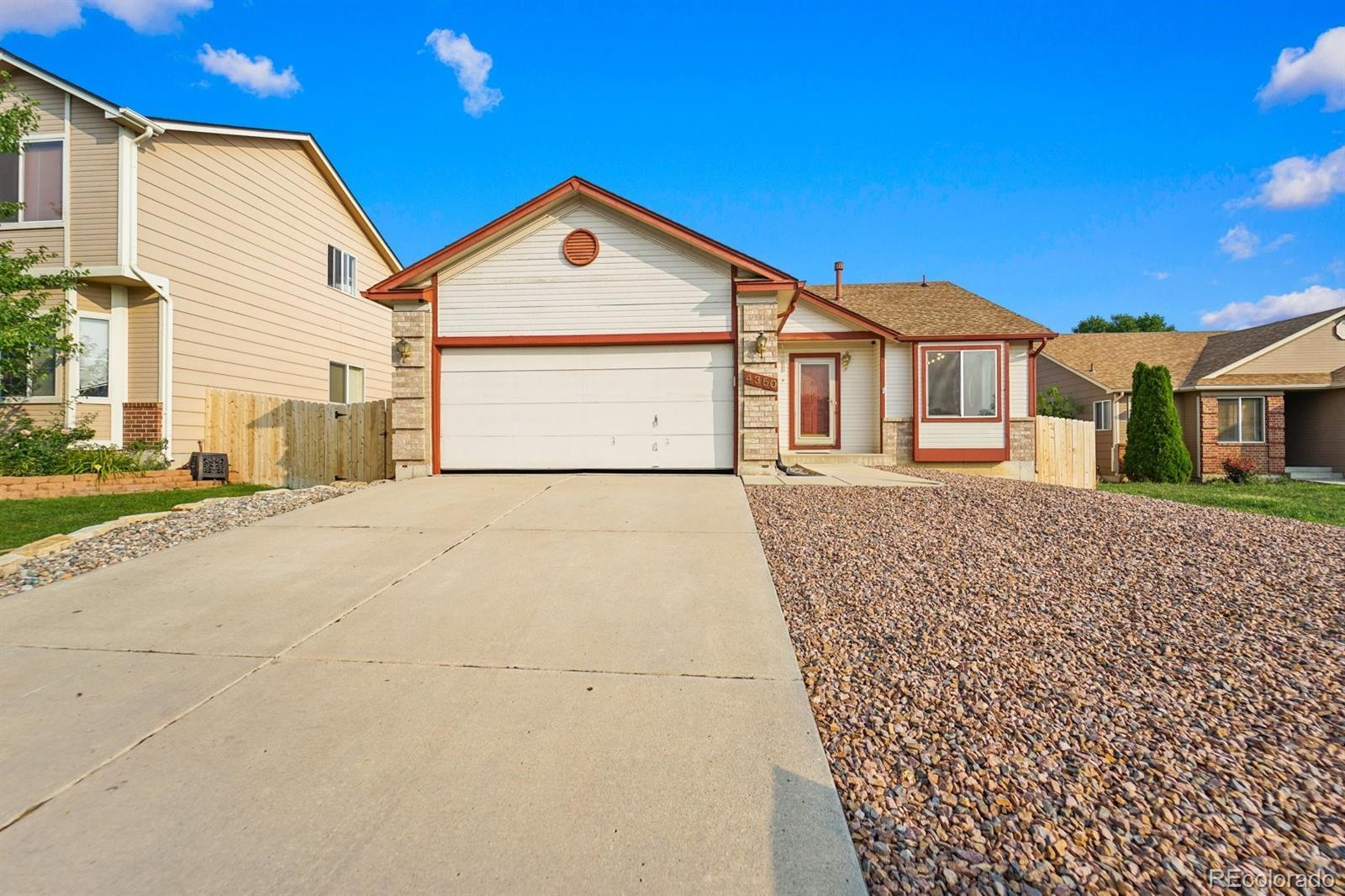 4350 Earlyview Court, Colorado Springs, CO 80916 - #: 6337320