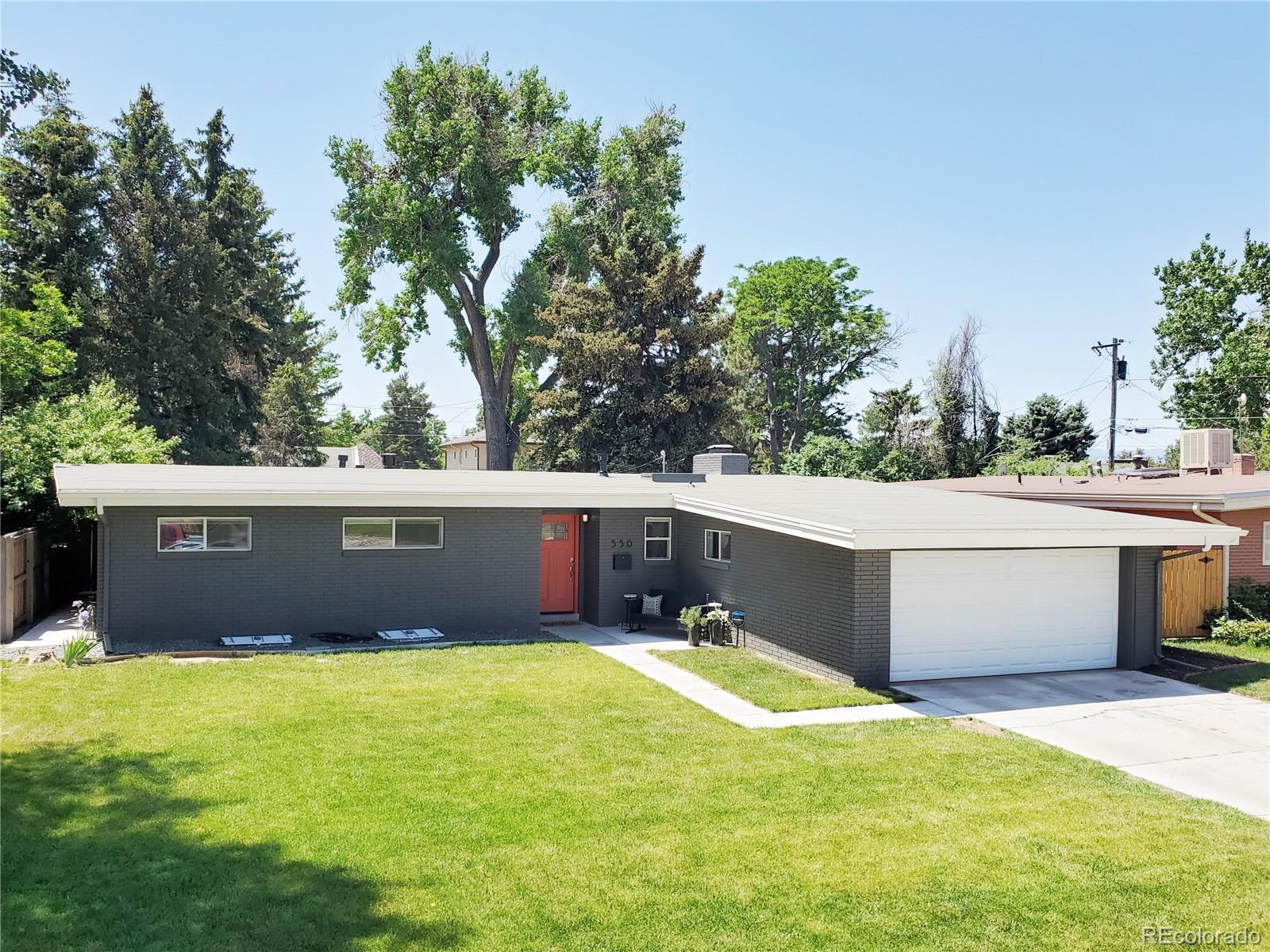 550 E Amherst Place, Englewood, CO 80113 - #: 6504324