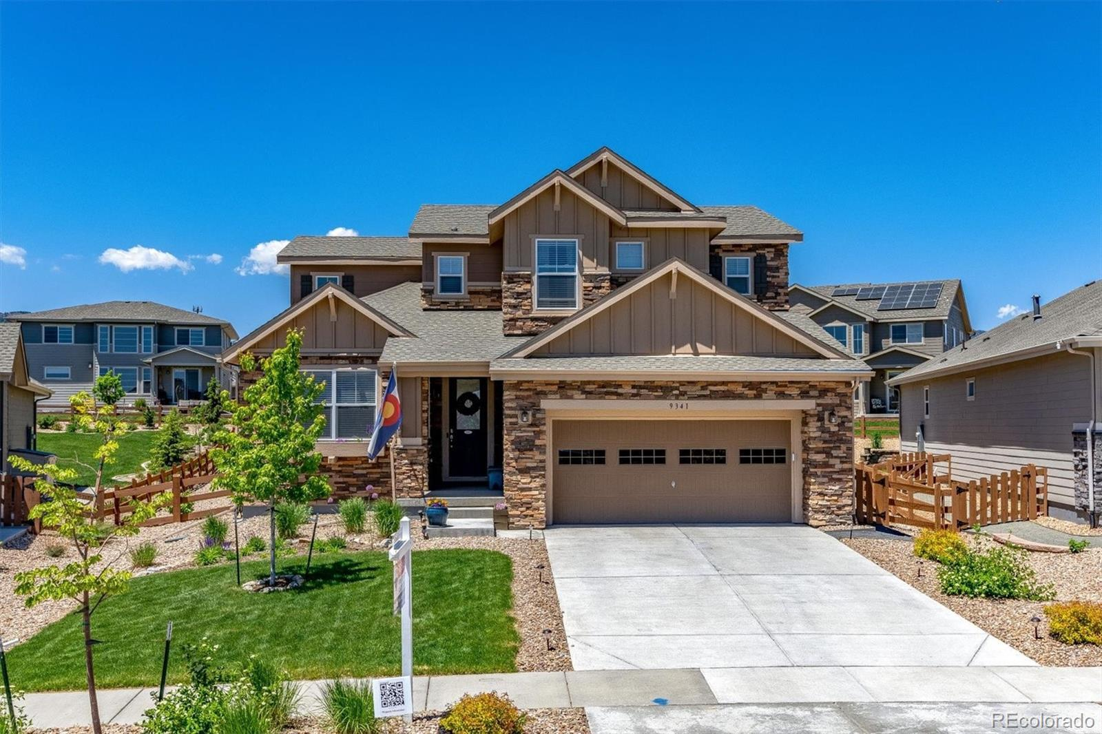 9341 Dunraven Street, Arvada, CO 80007 - #: 7809324