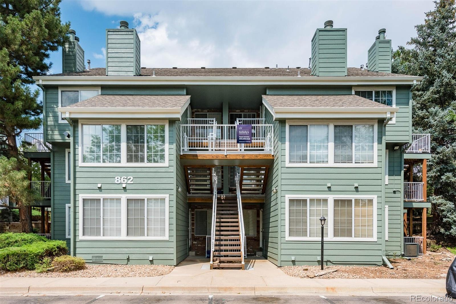 862 S Reed Court #J, Lakewood, CO 80226 - #: 8566325
