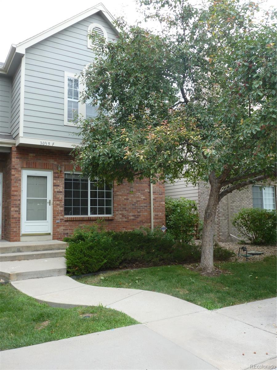 3039 W 107th Place #F, Westminster, CO 80031 - #: 5582327