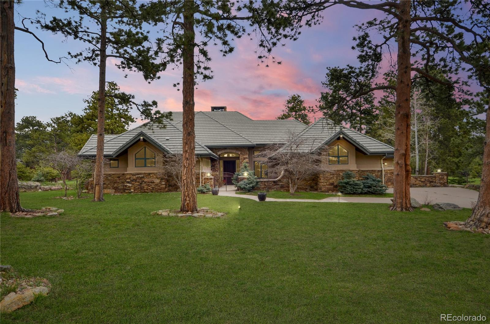 1449 Pine View Place, Golden, CO 80401 - #: 1569334