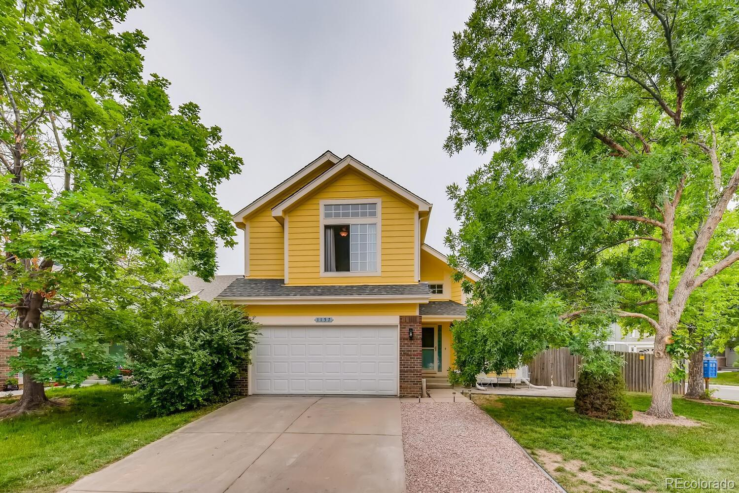 1157 W 132nd Place, Westminster, CO 80234 - #: 4218334