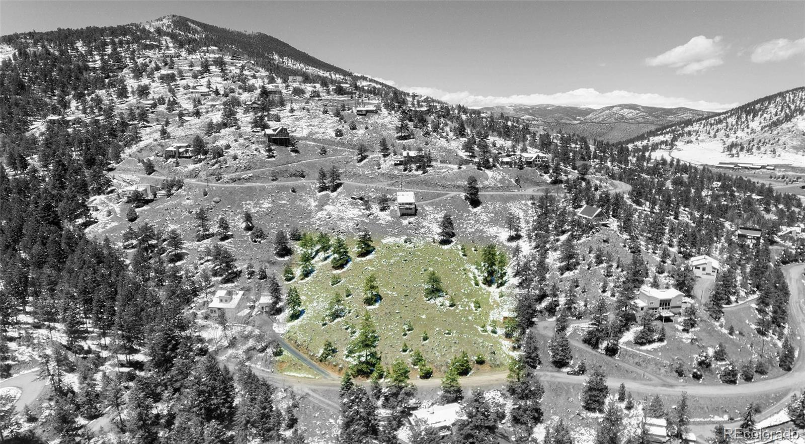 000  Meadow View Drive, Evergreen, CO 80439 - #: 9889335