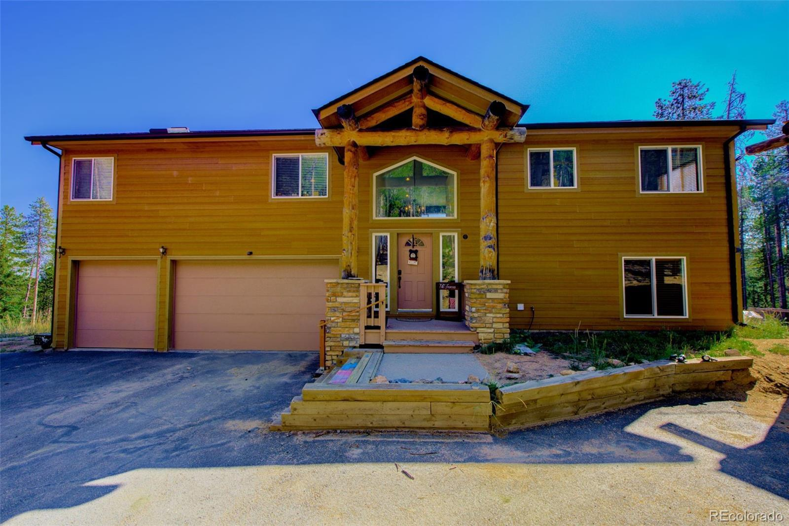 54 Creek Trail, Evergreen, CO 80439 - #: 1752337