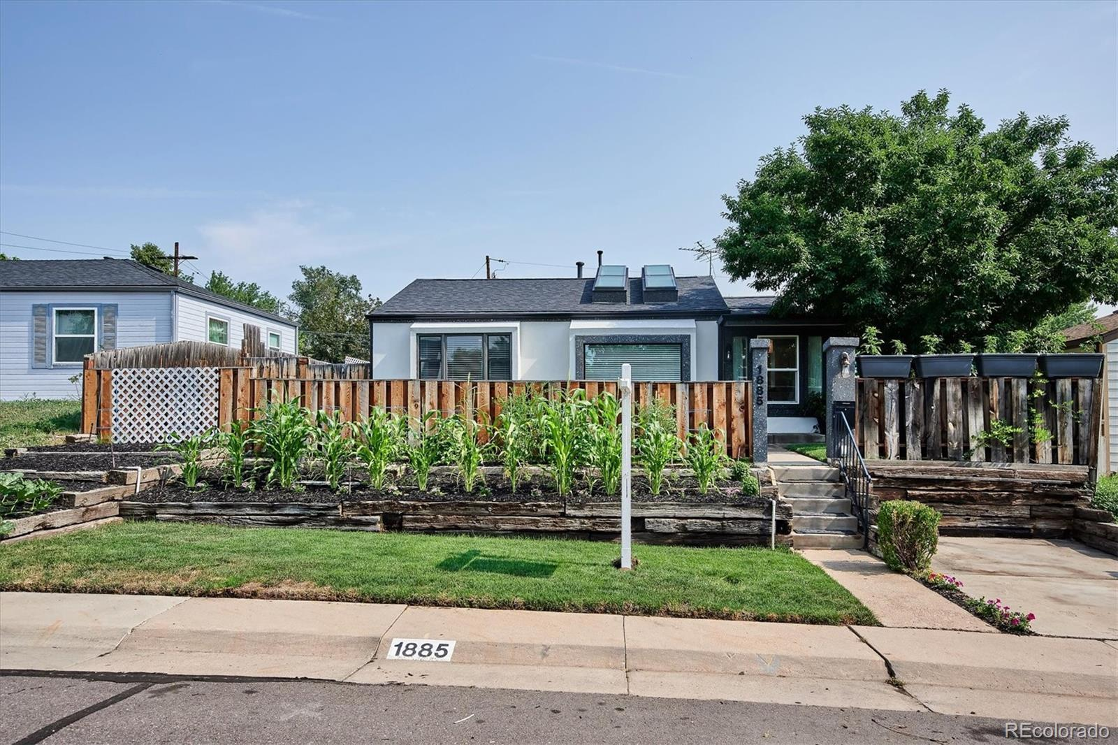 1885 W Stoll Place, Denver, CO 80221 - #: 5807337
