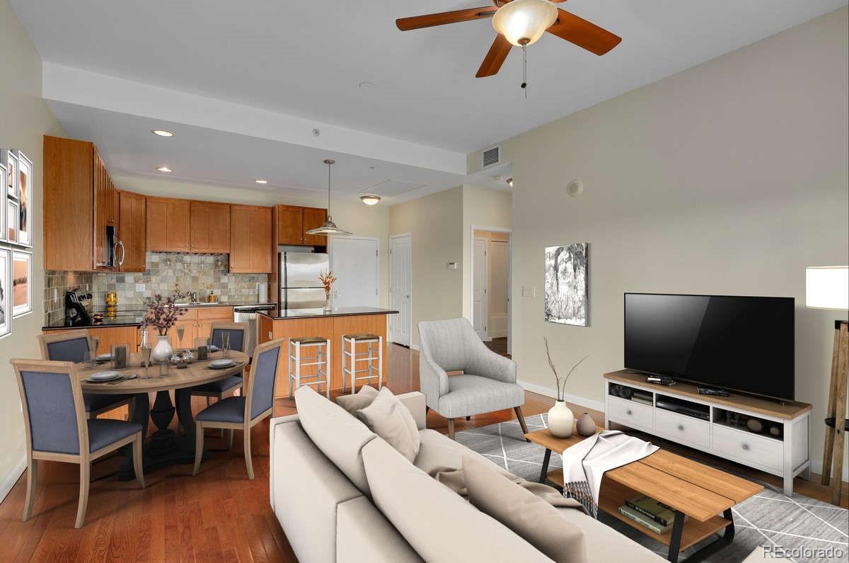 1950 N Logan Street #707, Denver, CO 80203 - MLS#: 4085338